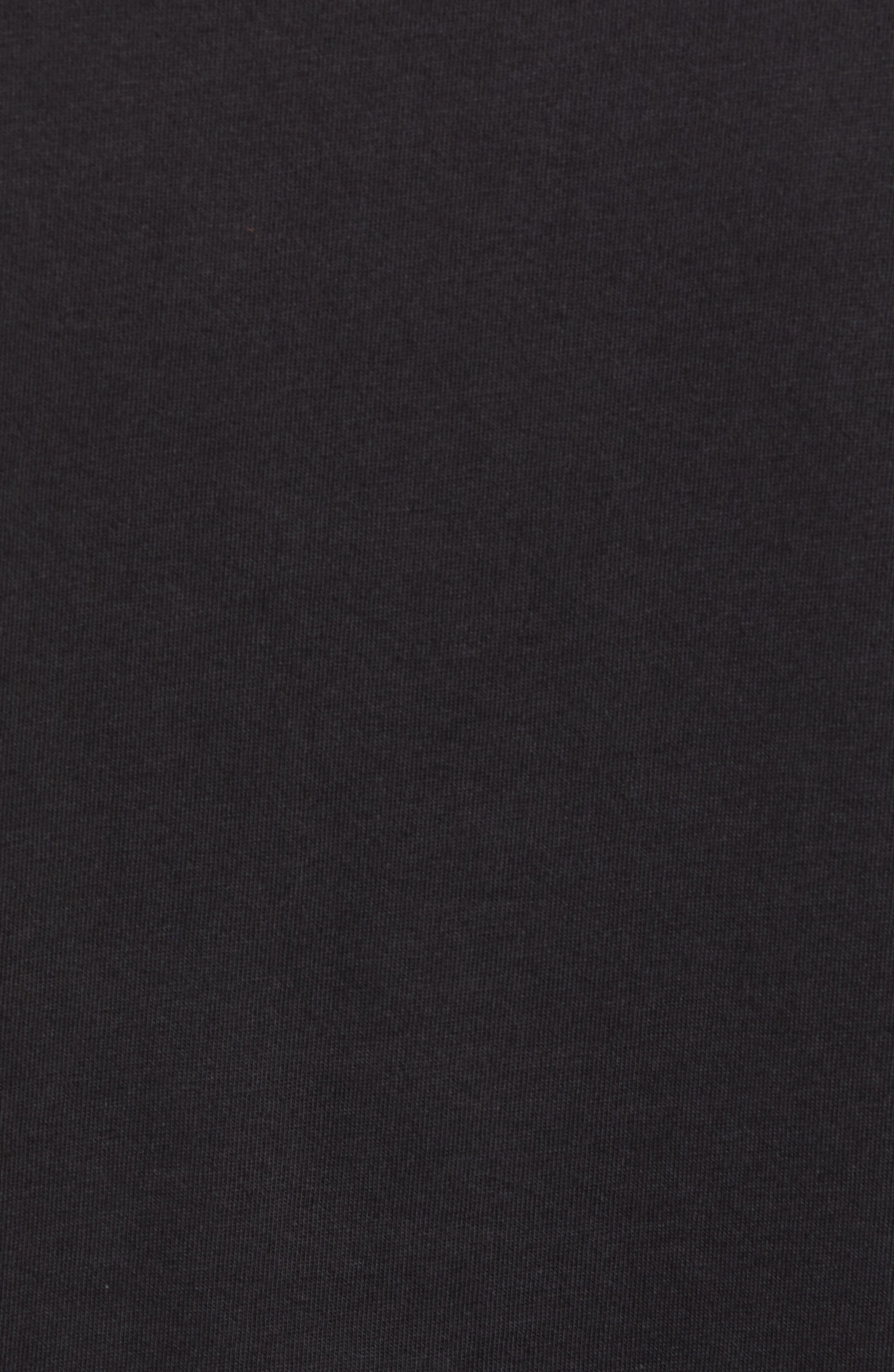 Community T-Shirt,                             Alternate thumbnail 5, color,                             I AM RAINBOW GRADIENT BLACK