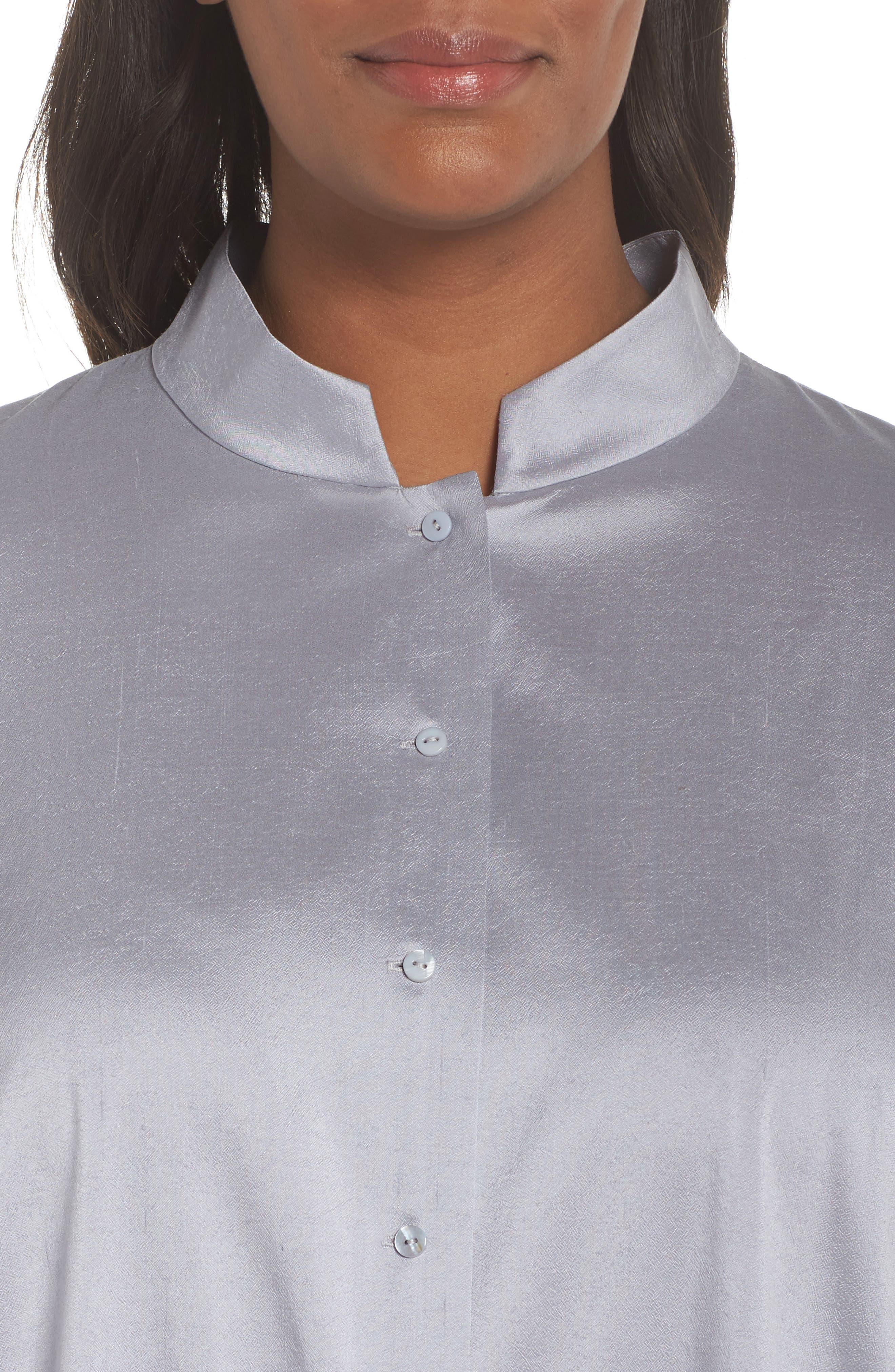 Notch Collar Shirt,                             Alternate thumbnail 7, color,