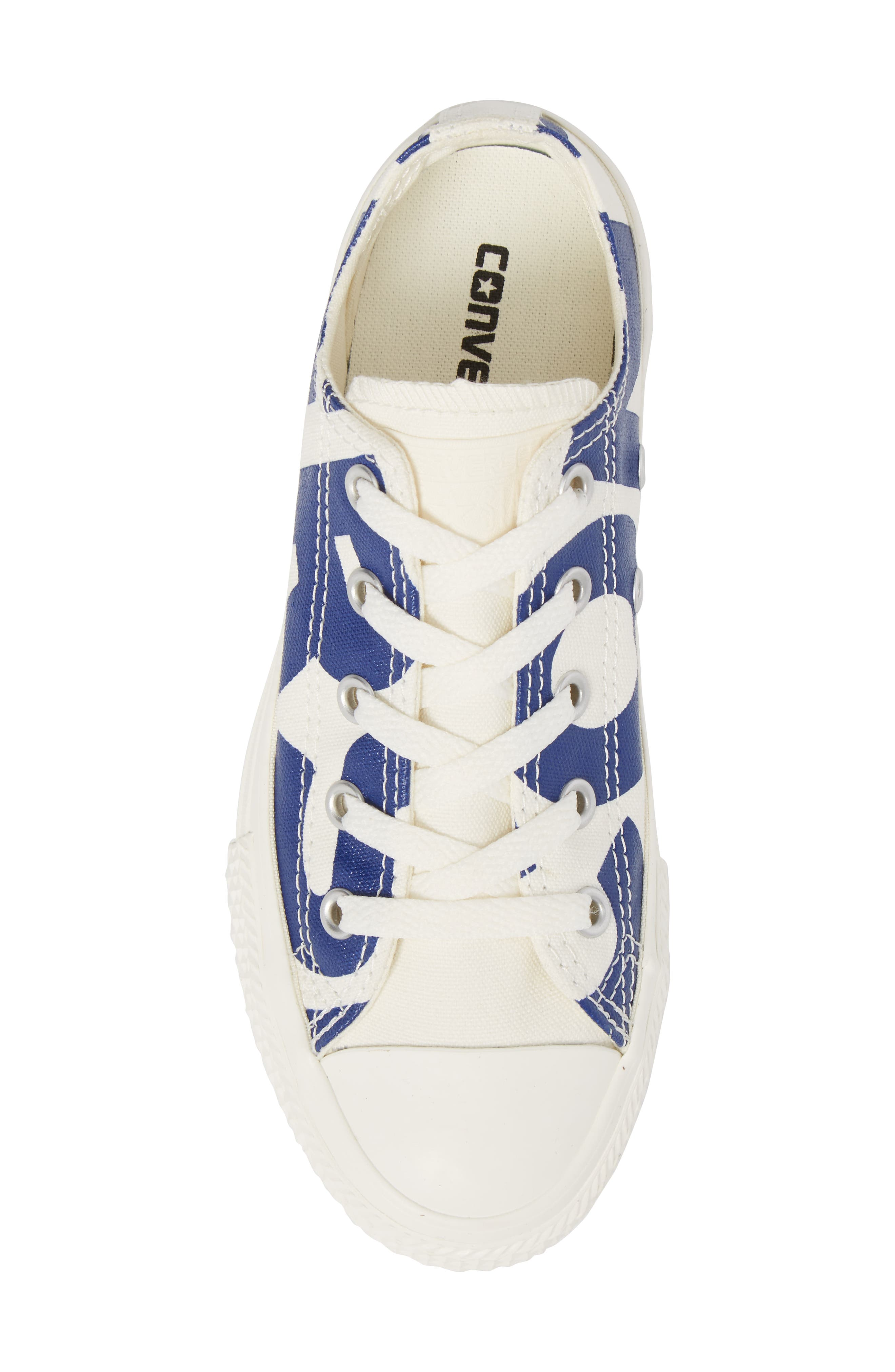 All Star<sup>®</sup> Wordmark OX Low Top Sneaker,                             Alternate thumbnail 5, color,                             400