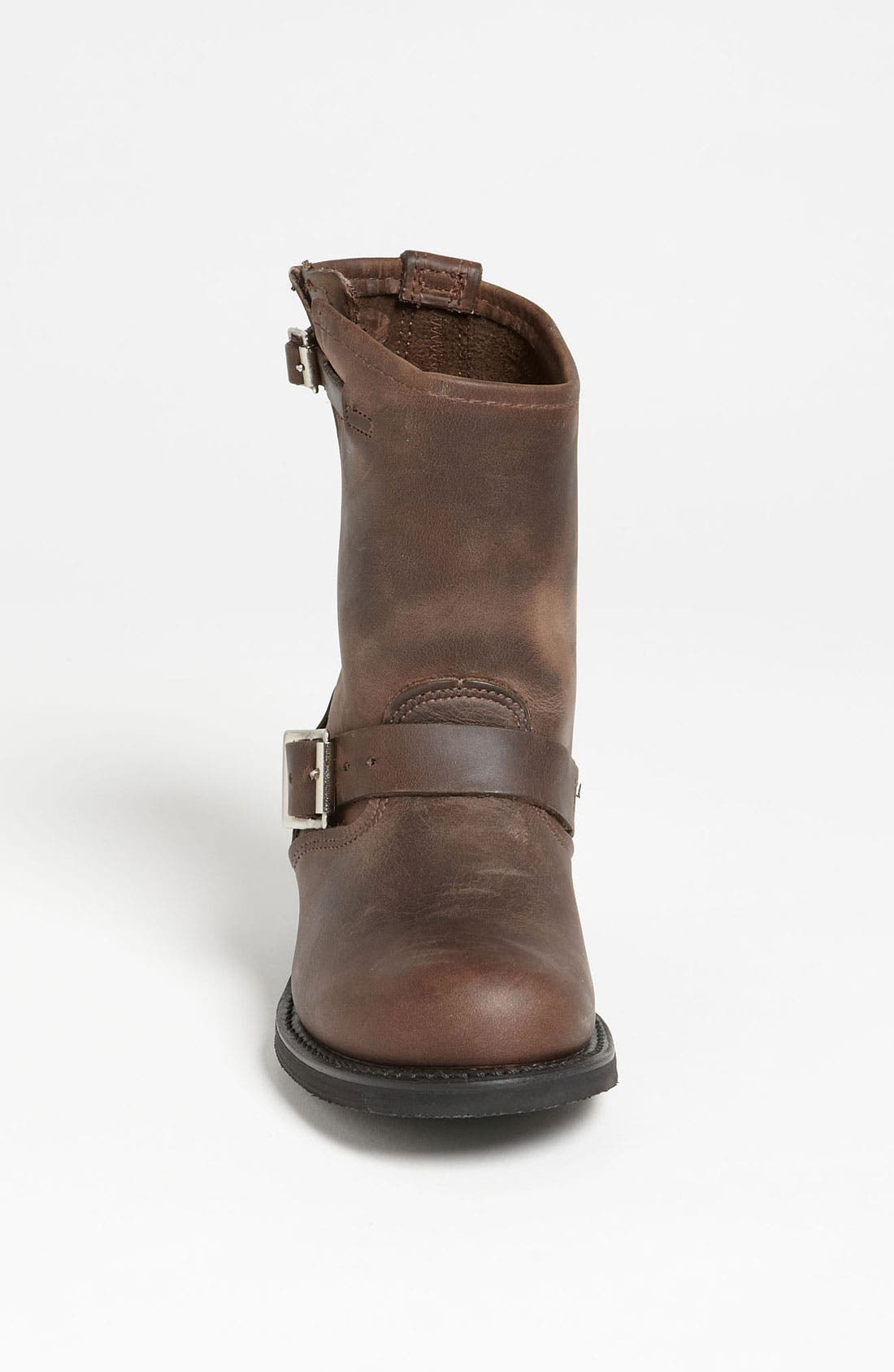 'Engineer 8R' Leather Boot,                             Alternate thumbnail 9, color,