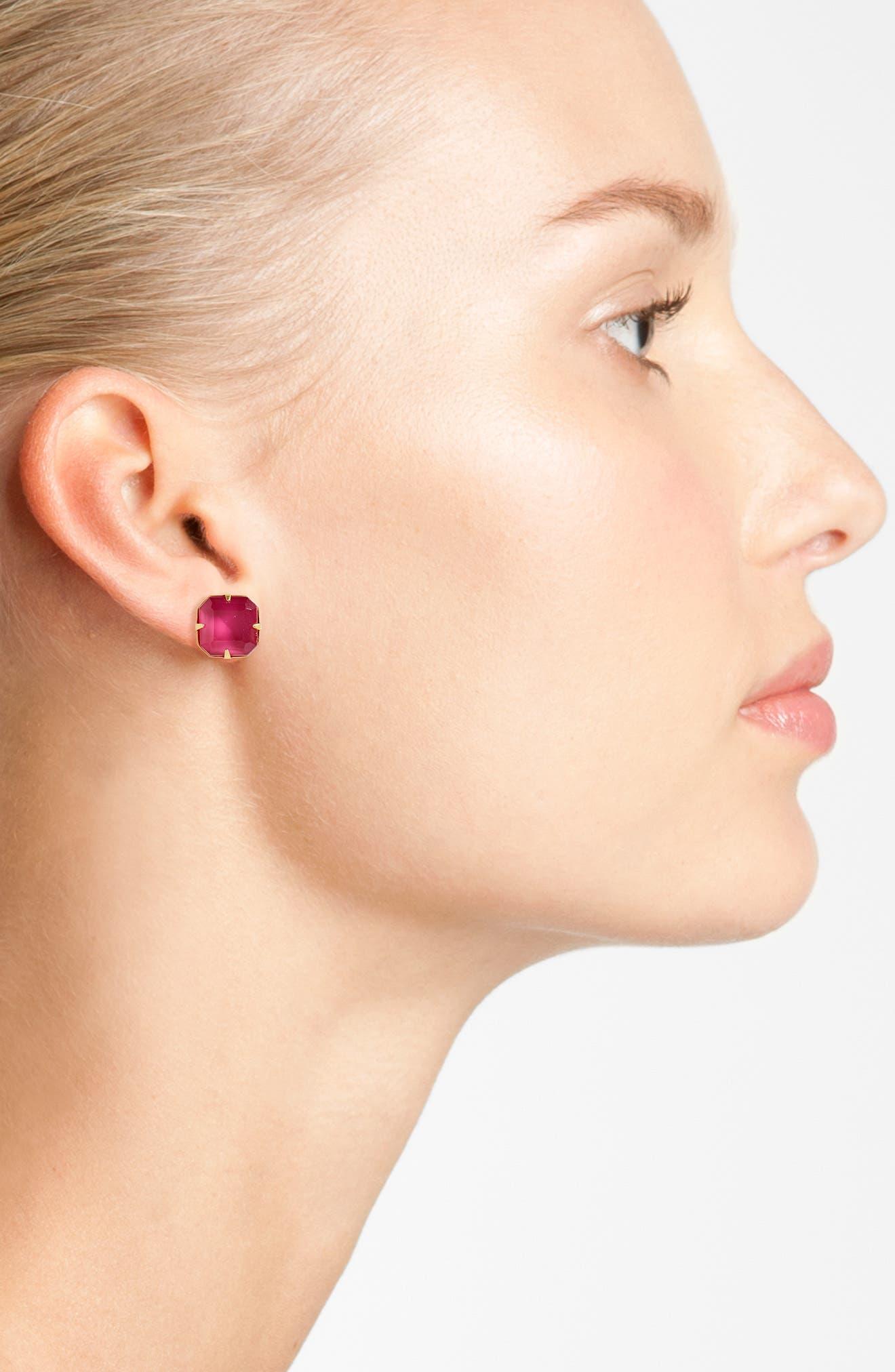 'Sophia' Stud Earrings,                             Alternate thumbnail 26, color,