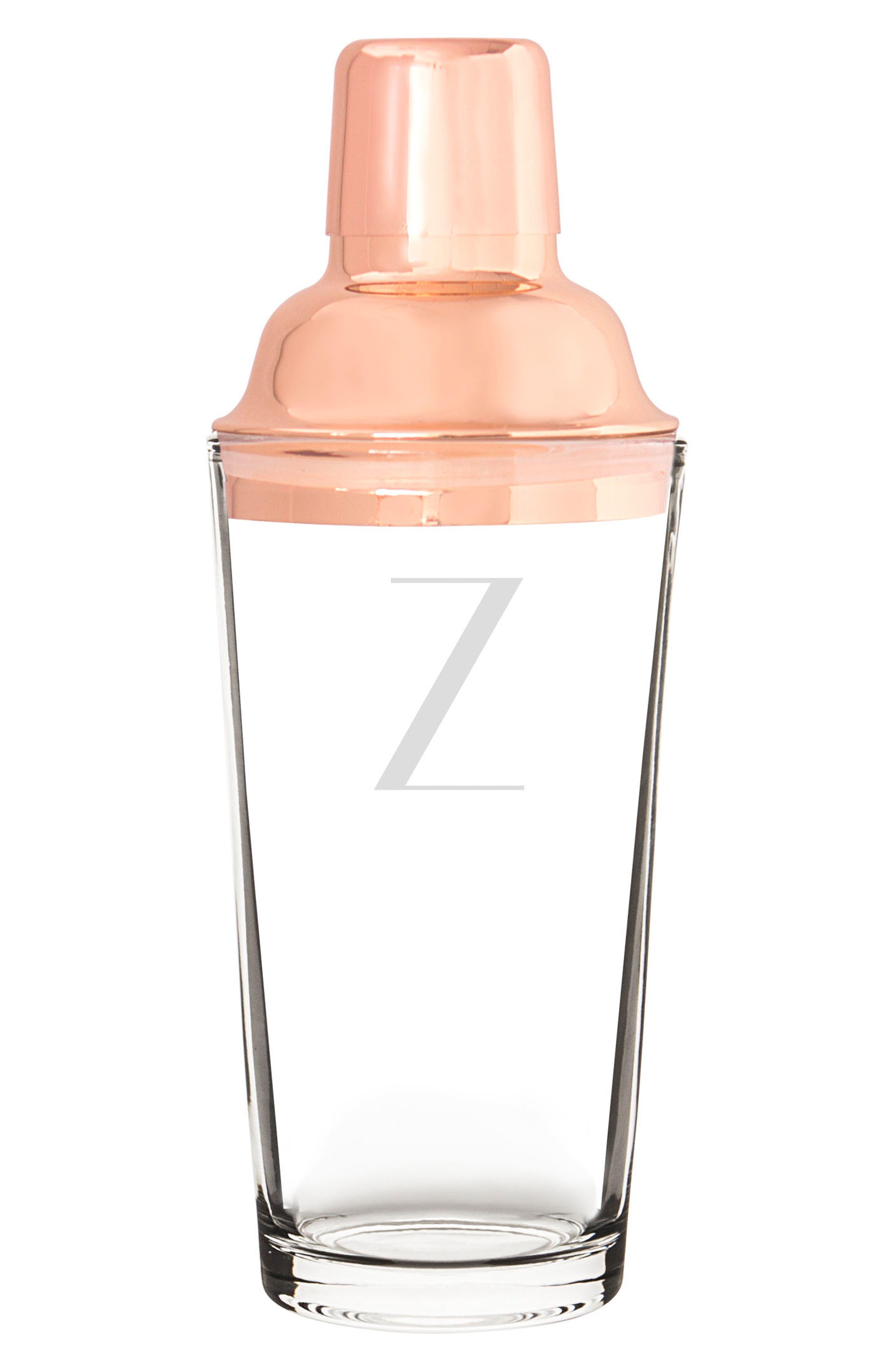 Monogram Coppertone Cocktail Shaker,                             Main thumbnail 27, color,