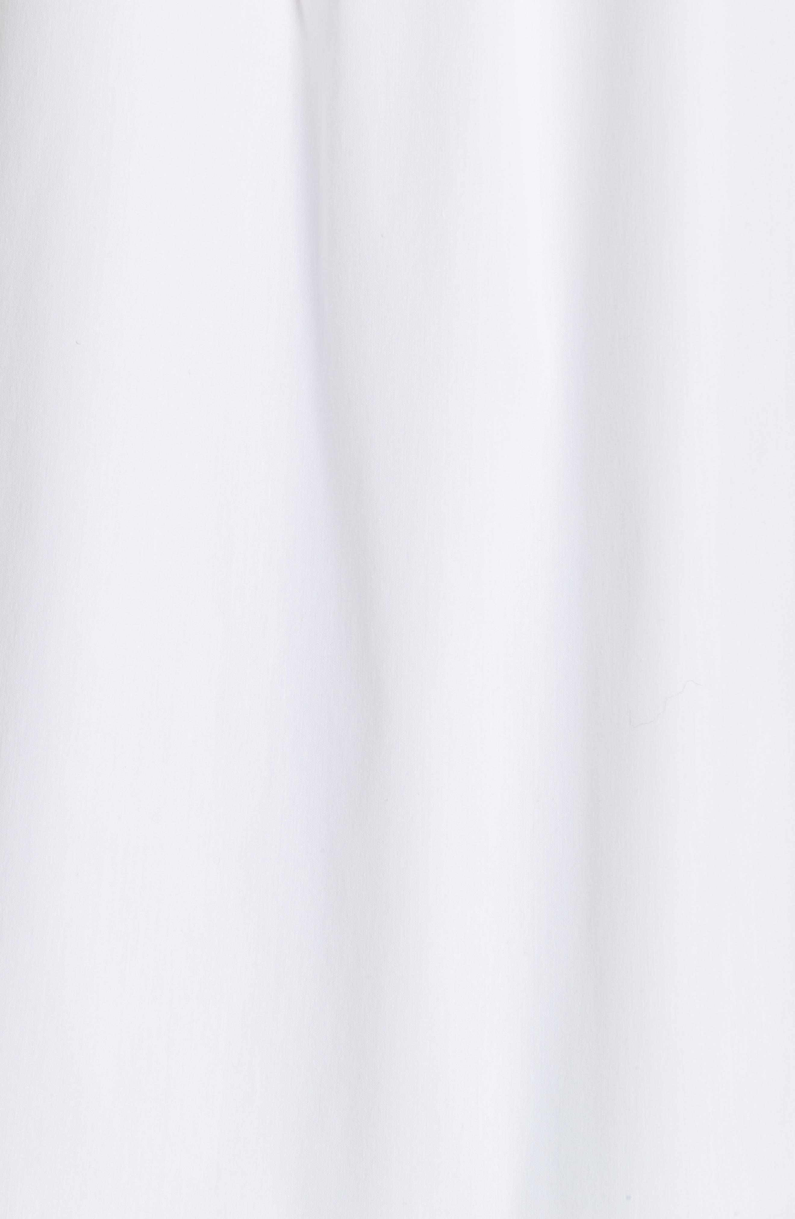 Annaliese Shirt,                             Alternate thumbnail 7, color,                             WHITE