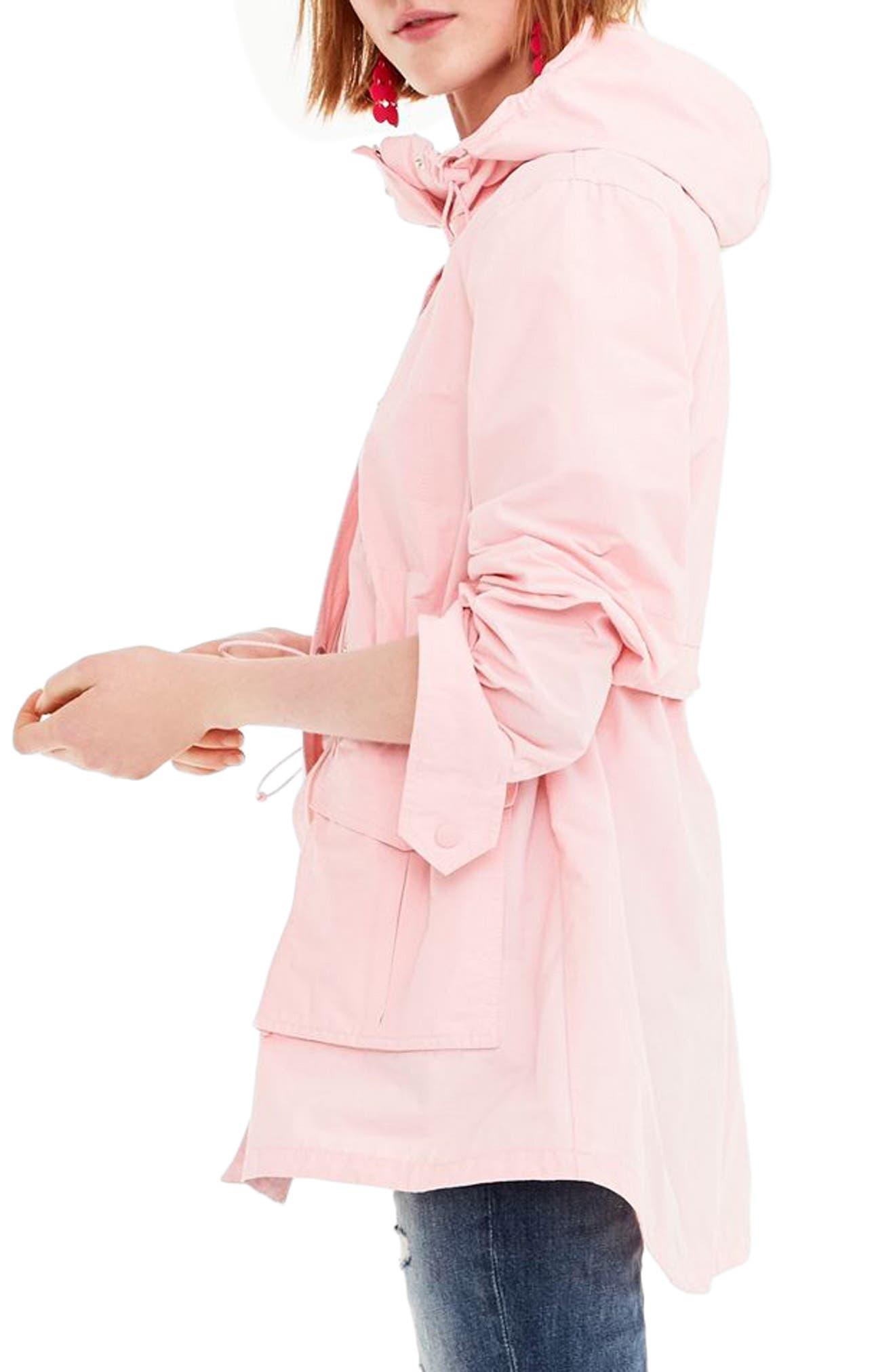 Perfect Raincoat,                             Alternate thumbnail 2, color,                             PINK BLUSH