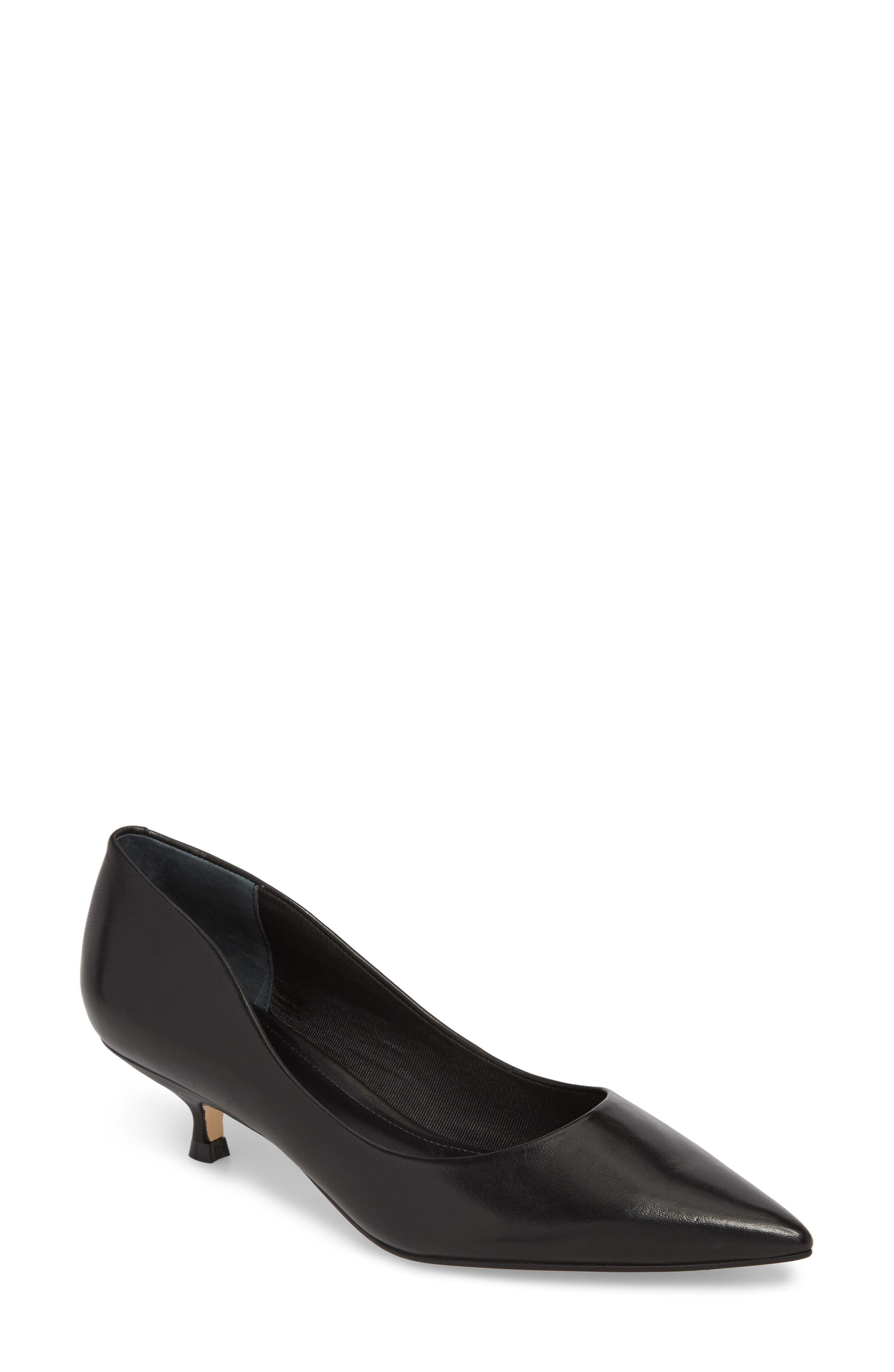 Xanthe Kitten Heel Pump,                         Main,                         color,