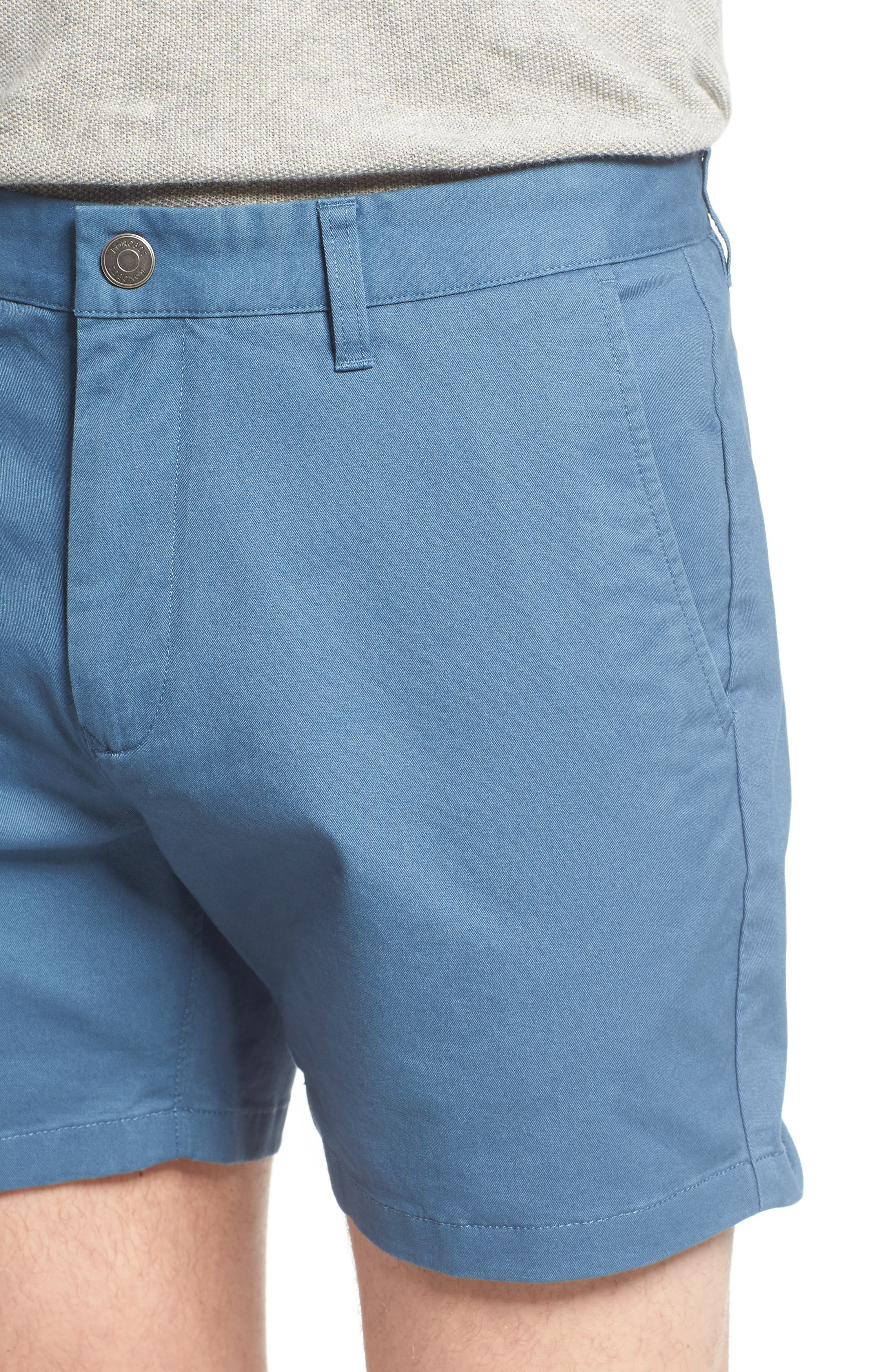 Stretch Washed Chino 5-Inch Shorts,                             Alternate thumbnail 111, color,