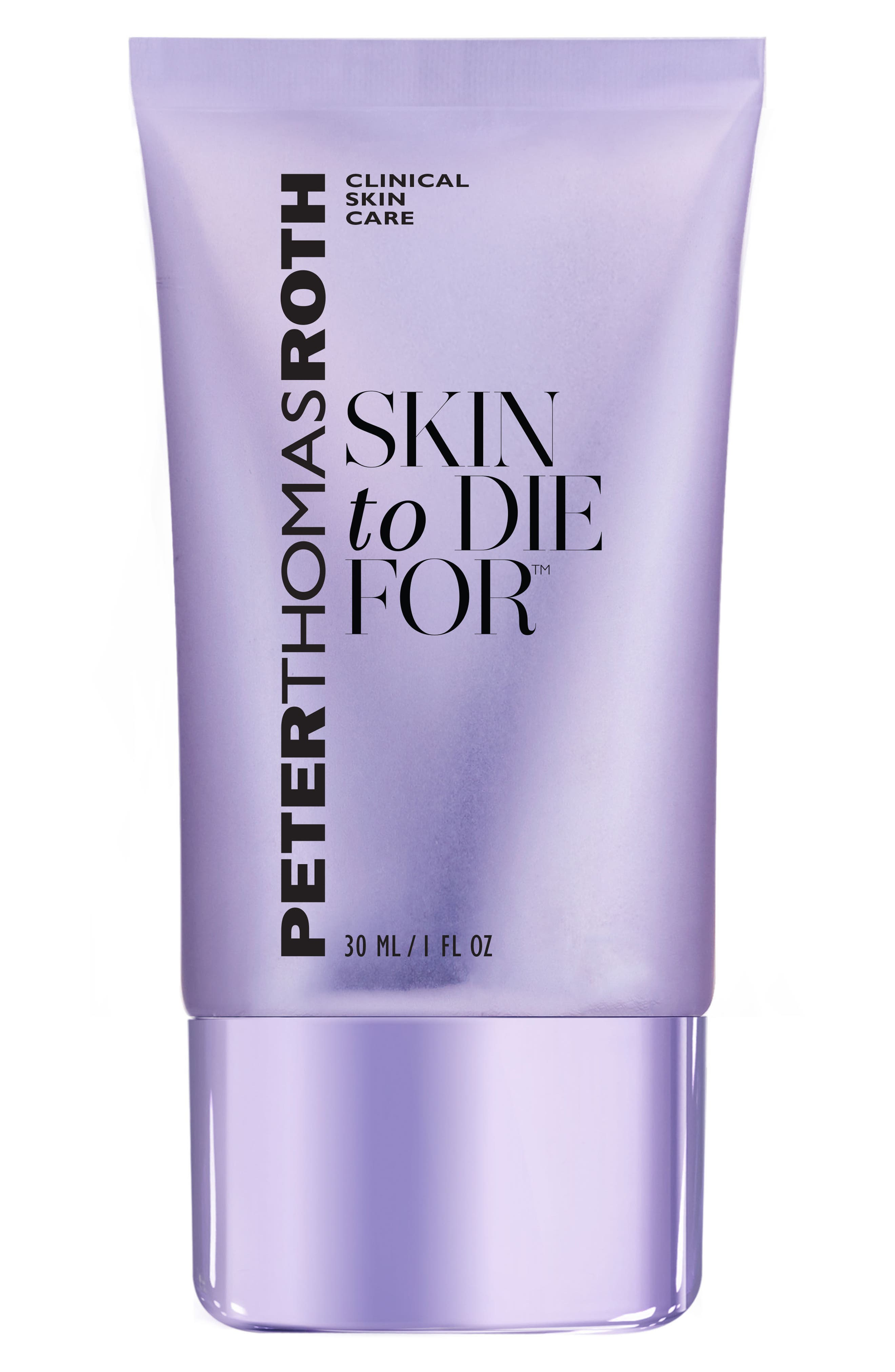 Skin to Die For Primer & Complexion Corrector,                             Main thumbnail 1, color,                             000