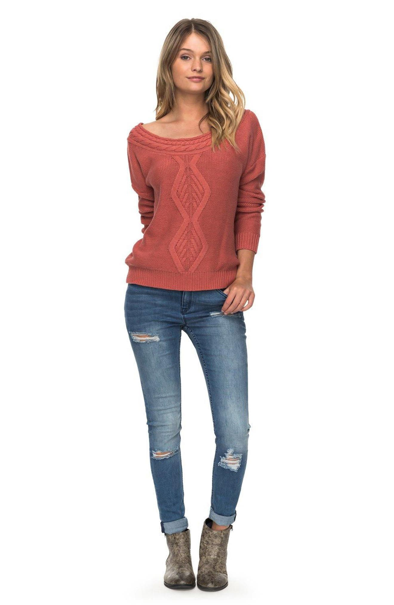 Choose to Shine Sweater,                             Alternate thumbnail 8, color,