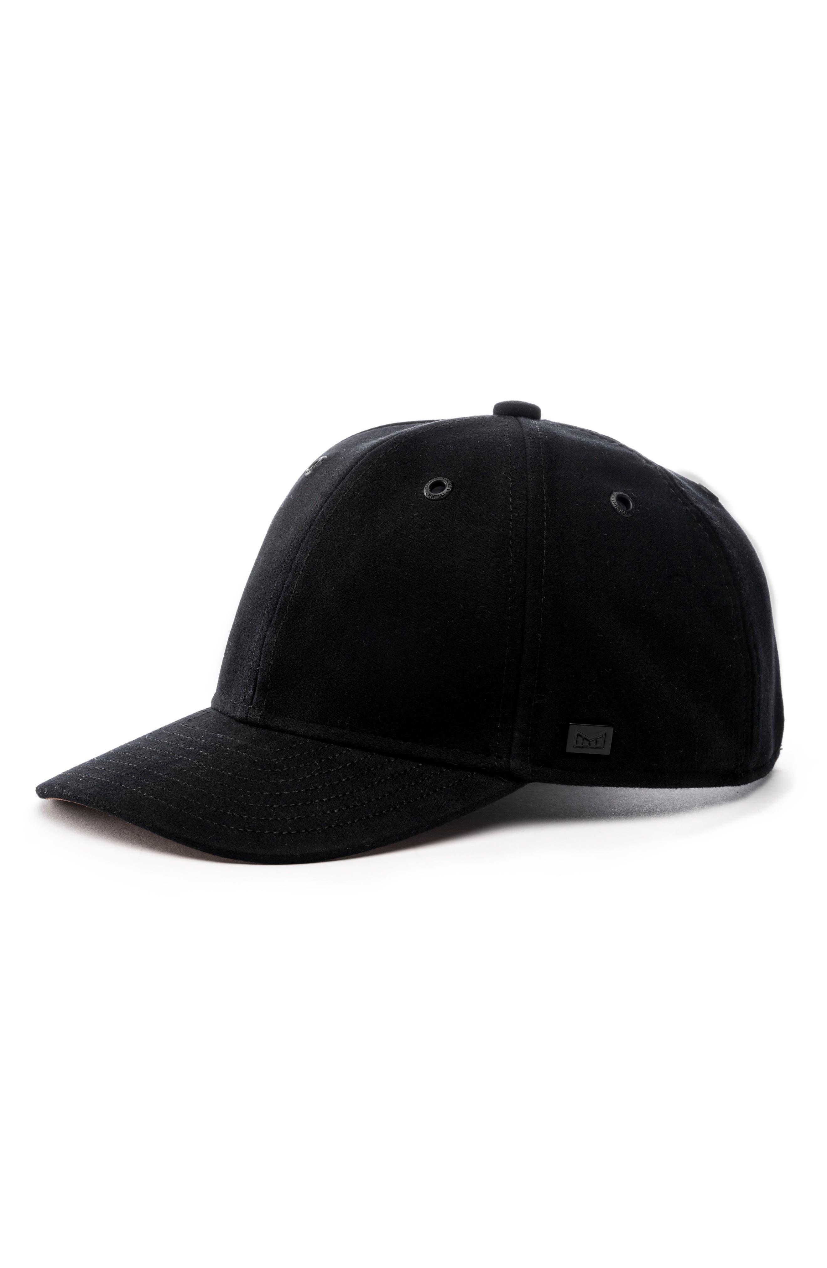 Ace Ball Cap,                         Main,                         color, BLACK