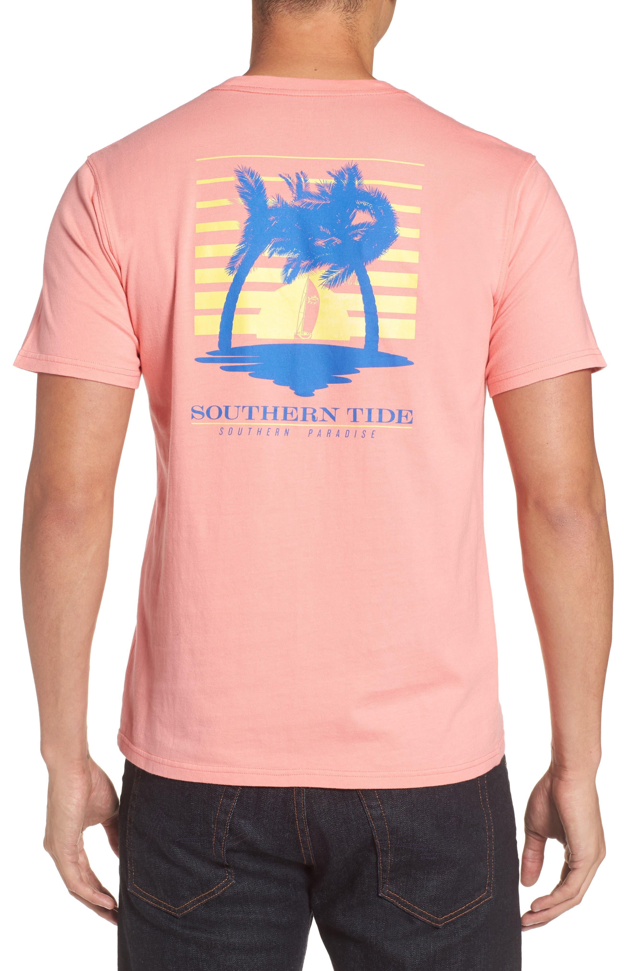 Paradise T-Shirt,                             Alternate thumbnail 2, color,
