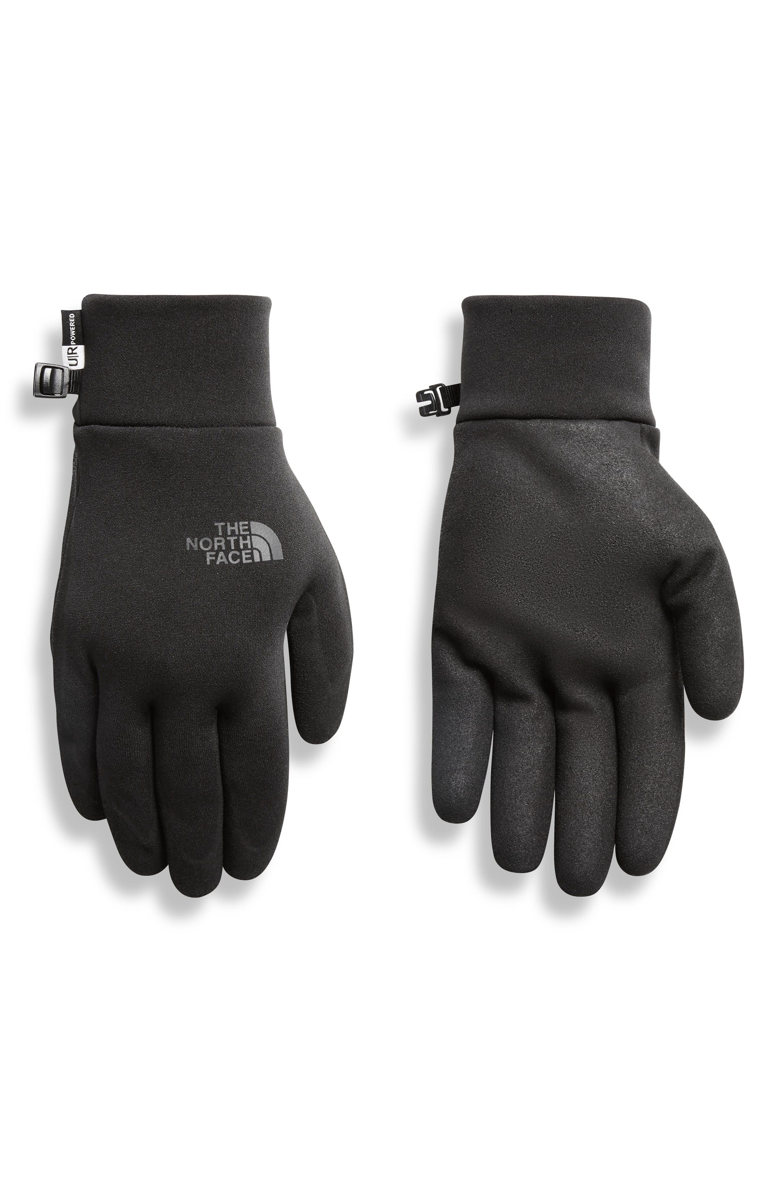 Etip Grip Gloves,                         Main,                         color, BLACK