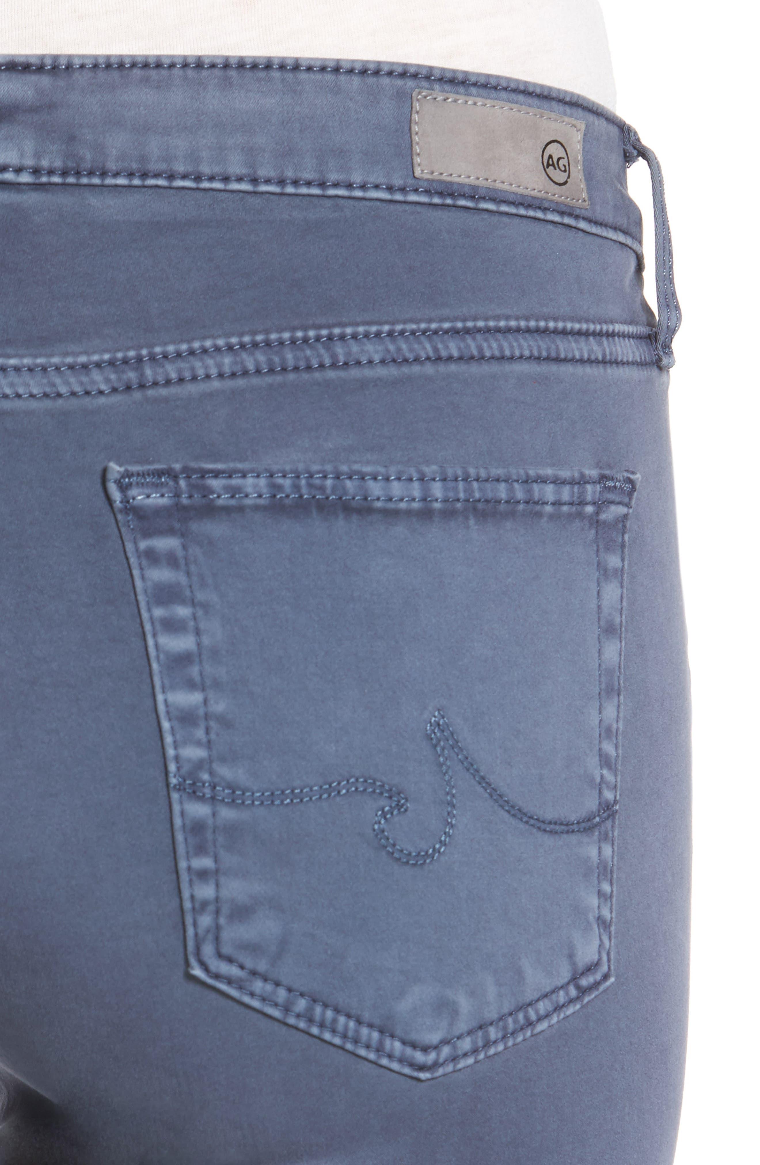 'The Prima' Cigarette Leg Skinny Jeans,                             Alternate thumbnail 88, color,