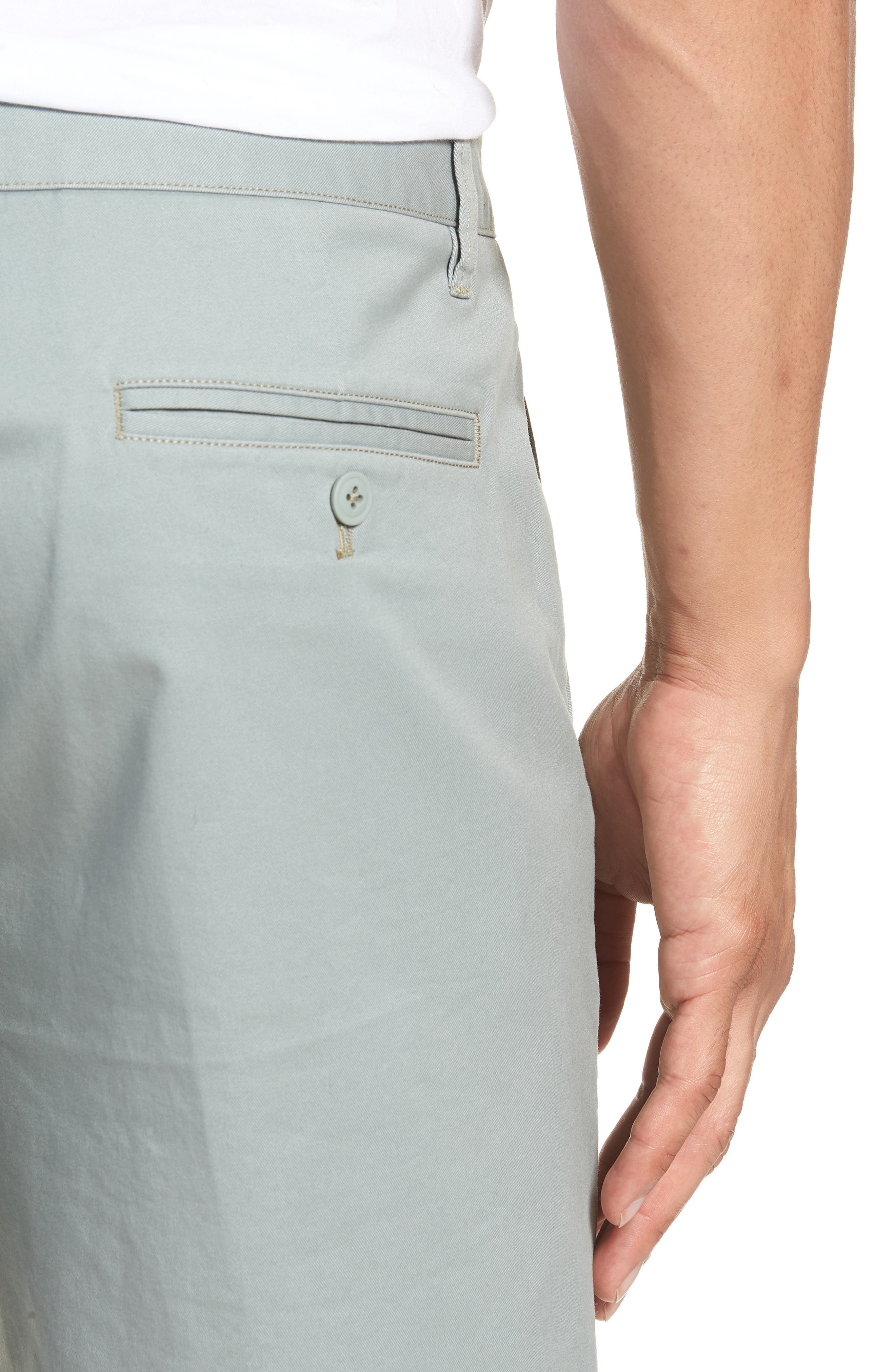 Stretch Chino 7-Inch Shorts,                             Alternate thumbnail 42, color,