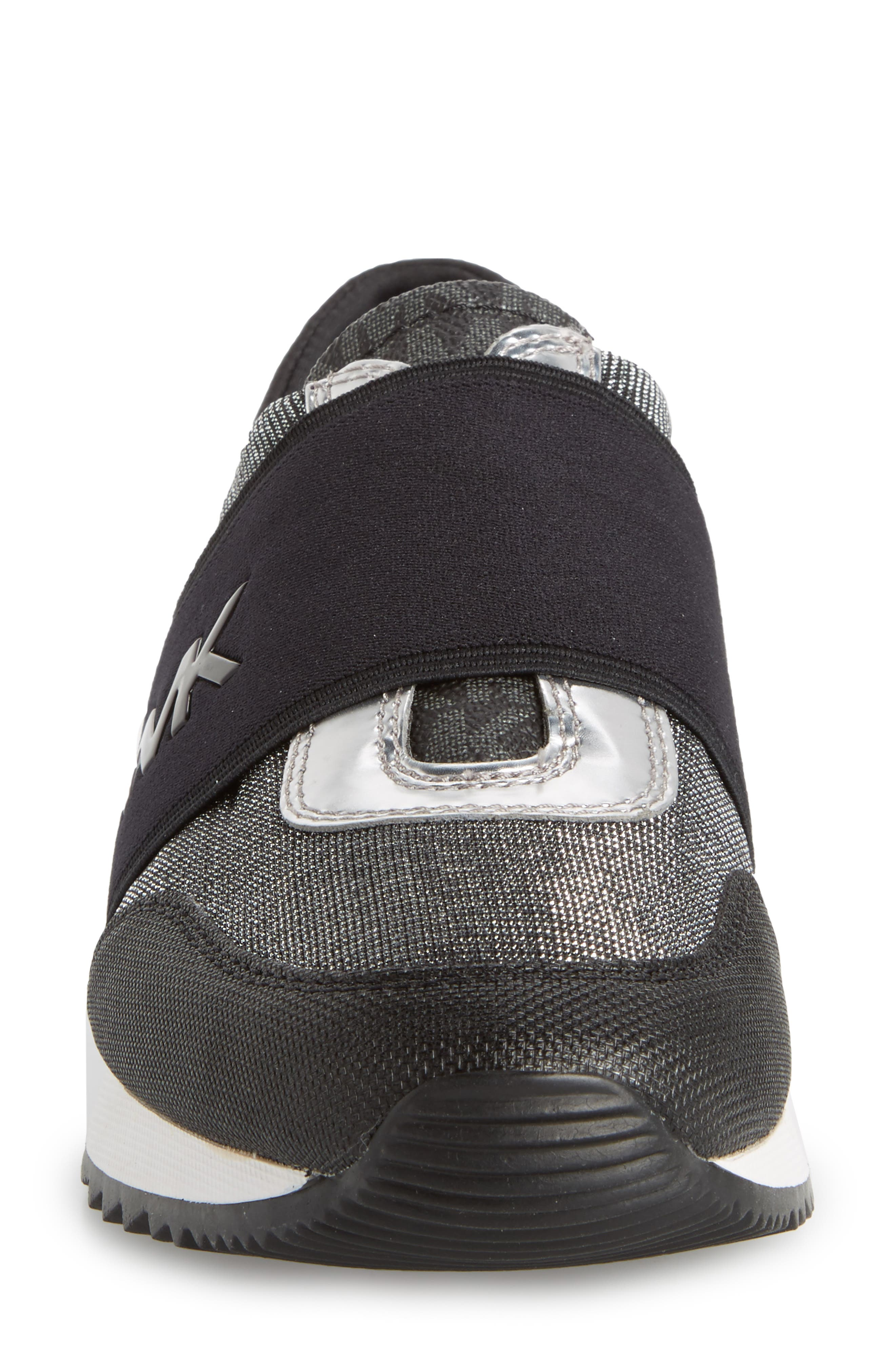 Slip-On Sneaker,                             Alternate thumbnail 4, color,                             001