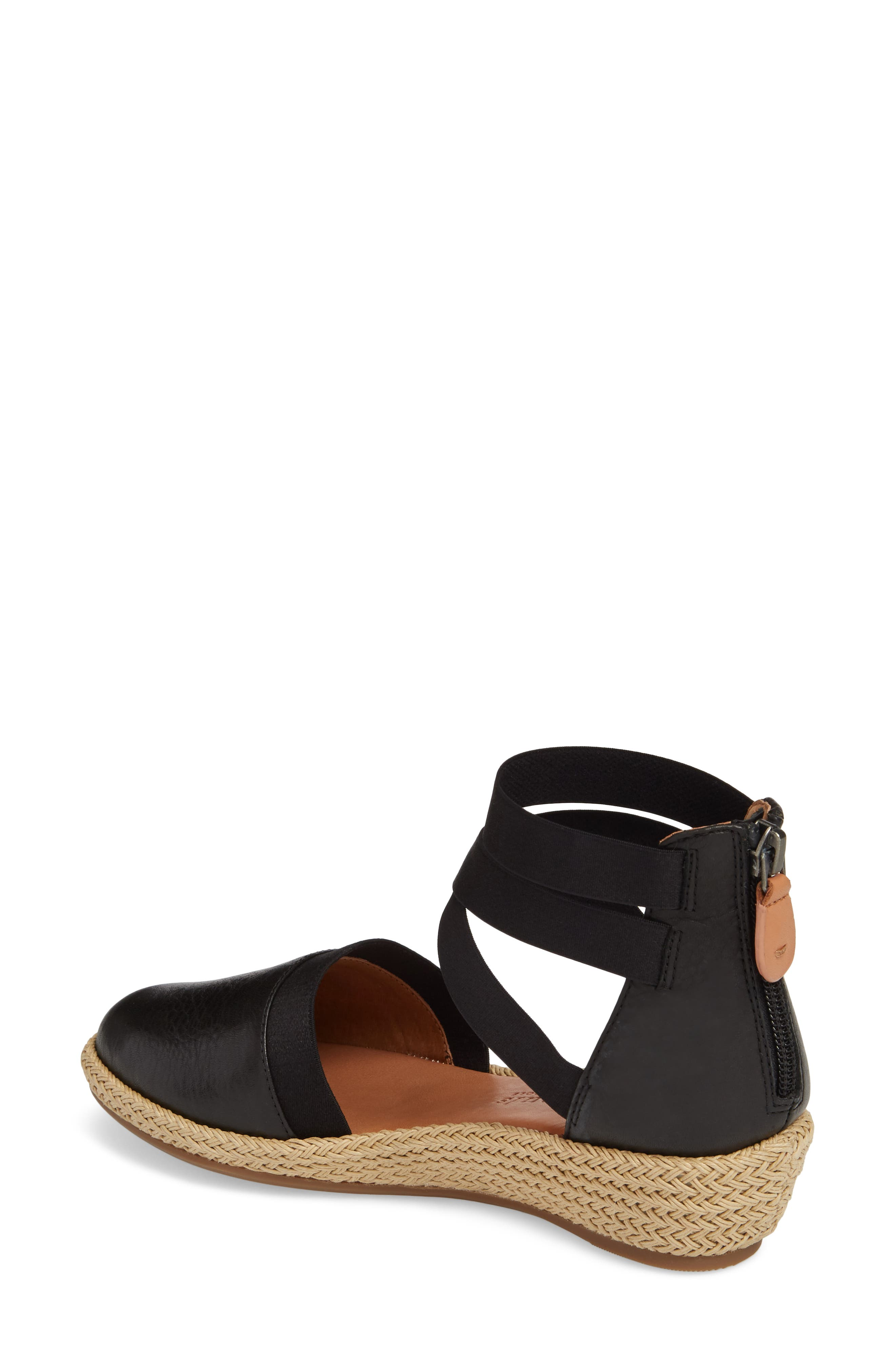by Kenneth Cole Beth Espadrille Sandal,                             Alternate thumbnail 2, color,                             001