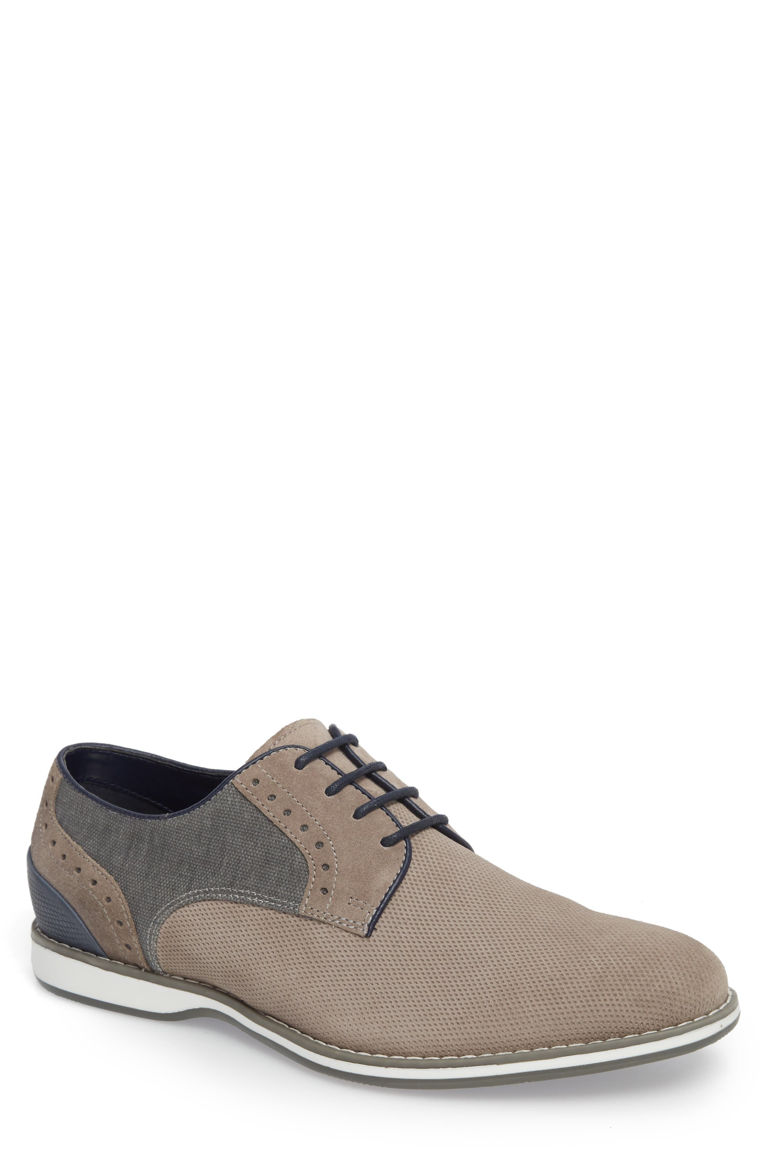 Weiser Lace-up Derby,                         Main,                         color, GREY