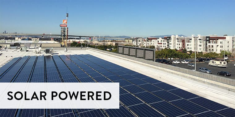 Respecting the Environment: Nordstrom + Renewable Energy