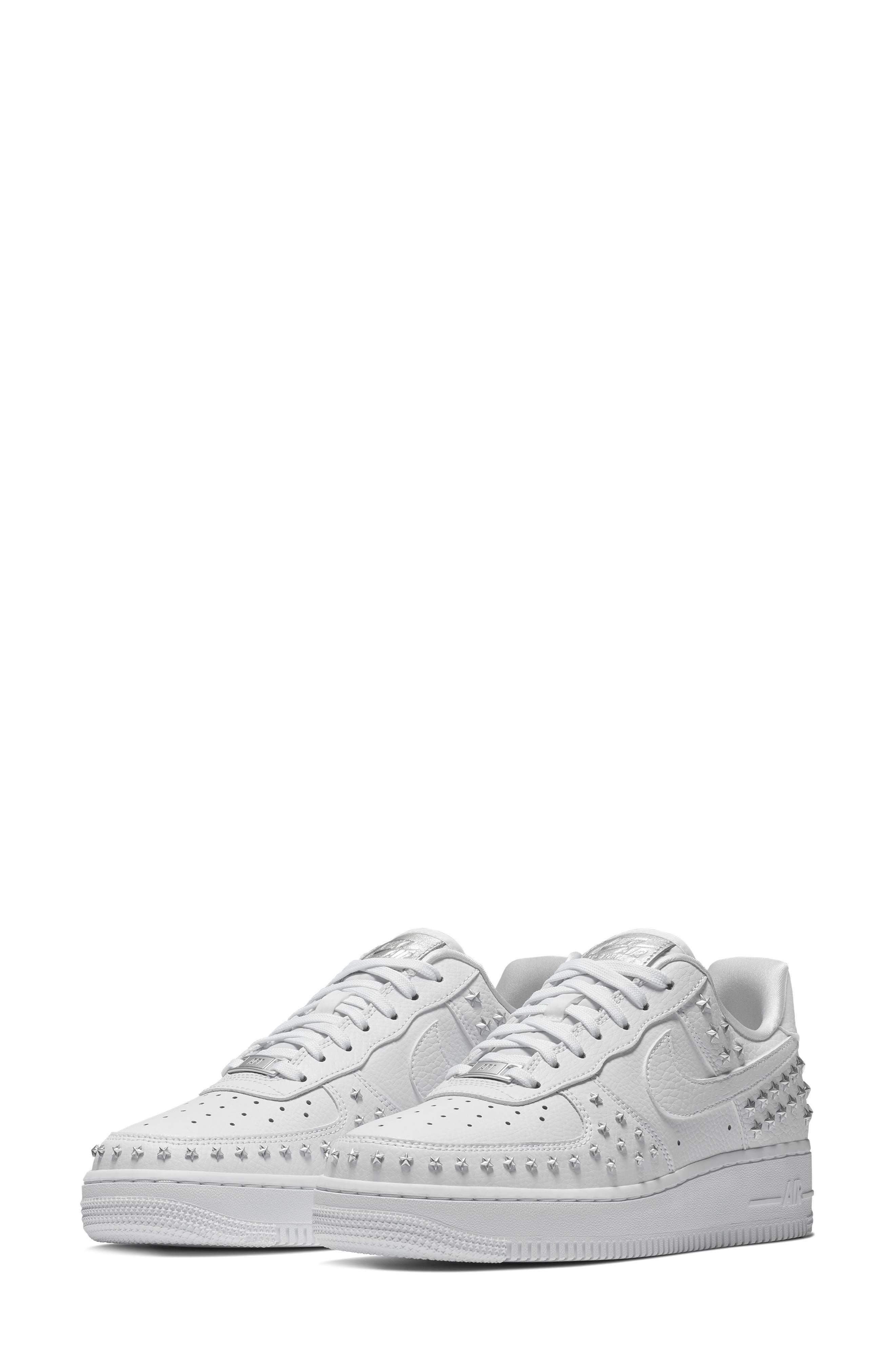 Air Force 1 '07 XX Sneaker,                         Main,                         color, WHITE/ WHITE/ WHITE