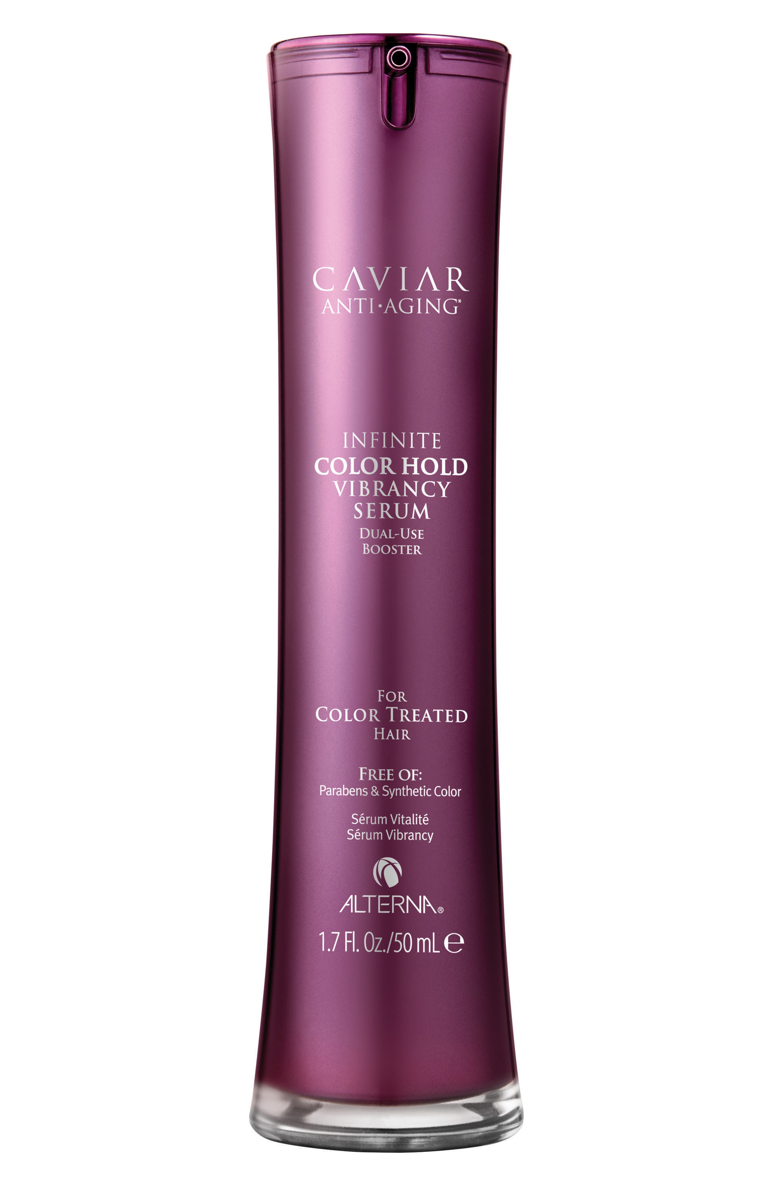 Caviar Infinite Color Hold Vibrancy Serum,                             Main thumbnail 1, color,                             000