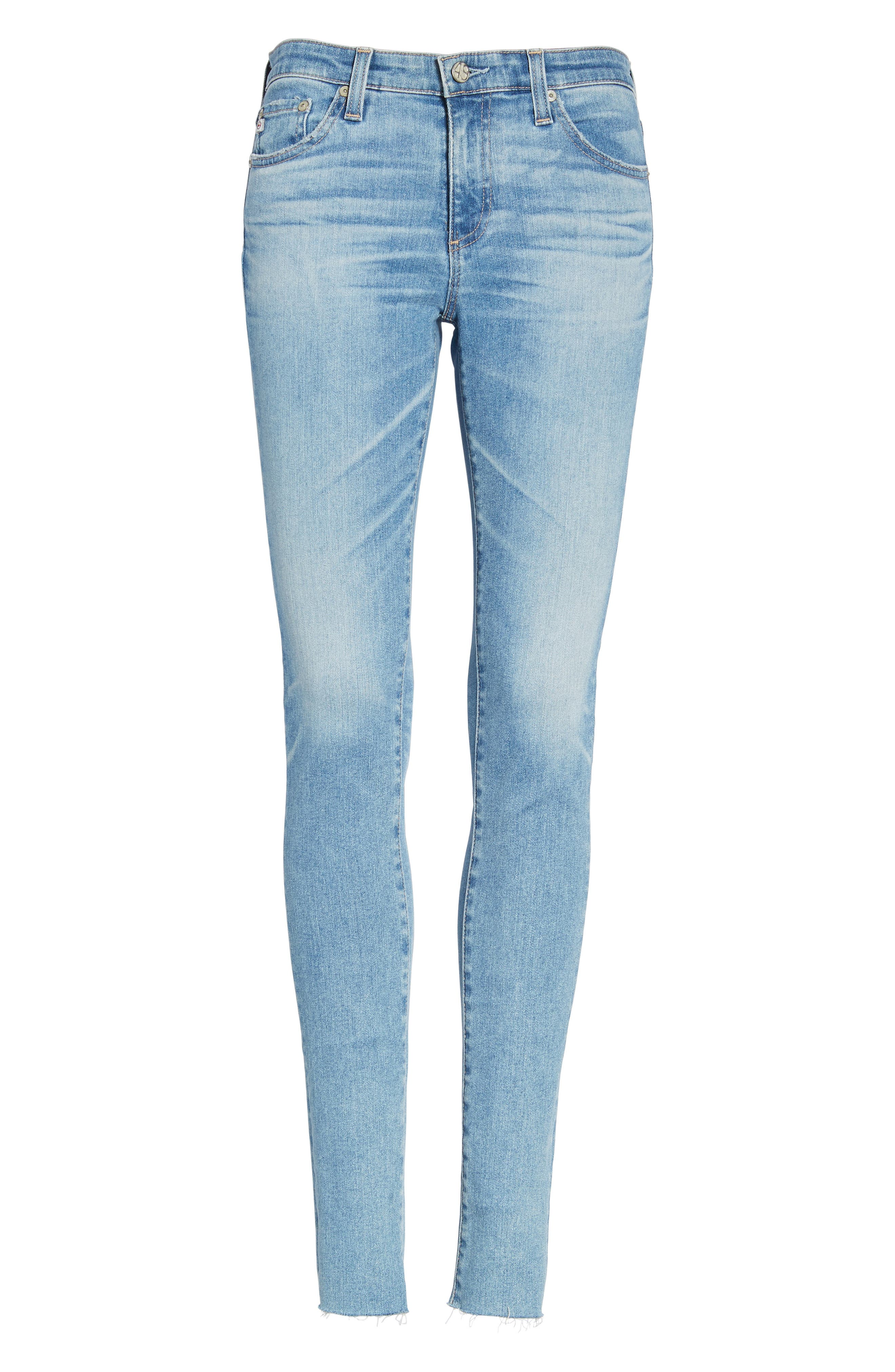 The Legging Super Skinny Jeans,                             Alternate thumbnail 6, color,