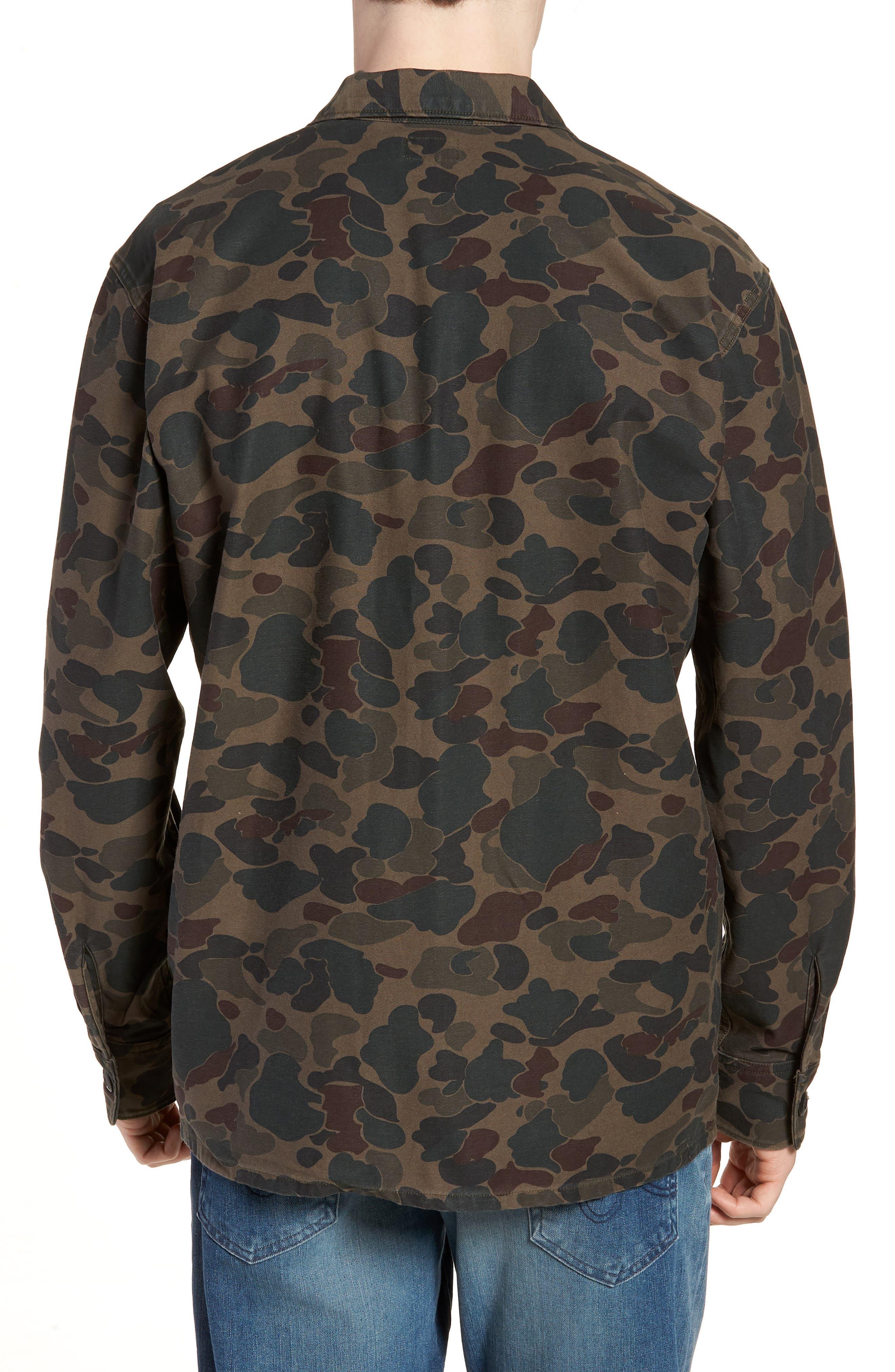 Military Jacket,                             Alternate thumbnail 2, color,                             300