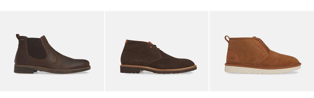 Refresh your men's boot wardrobe.