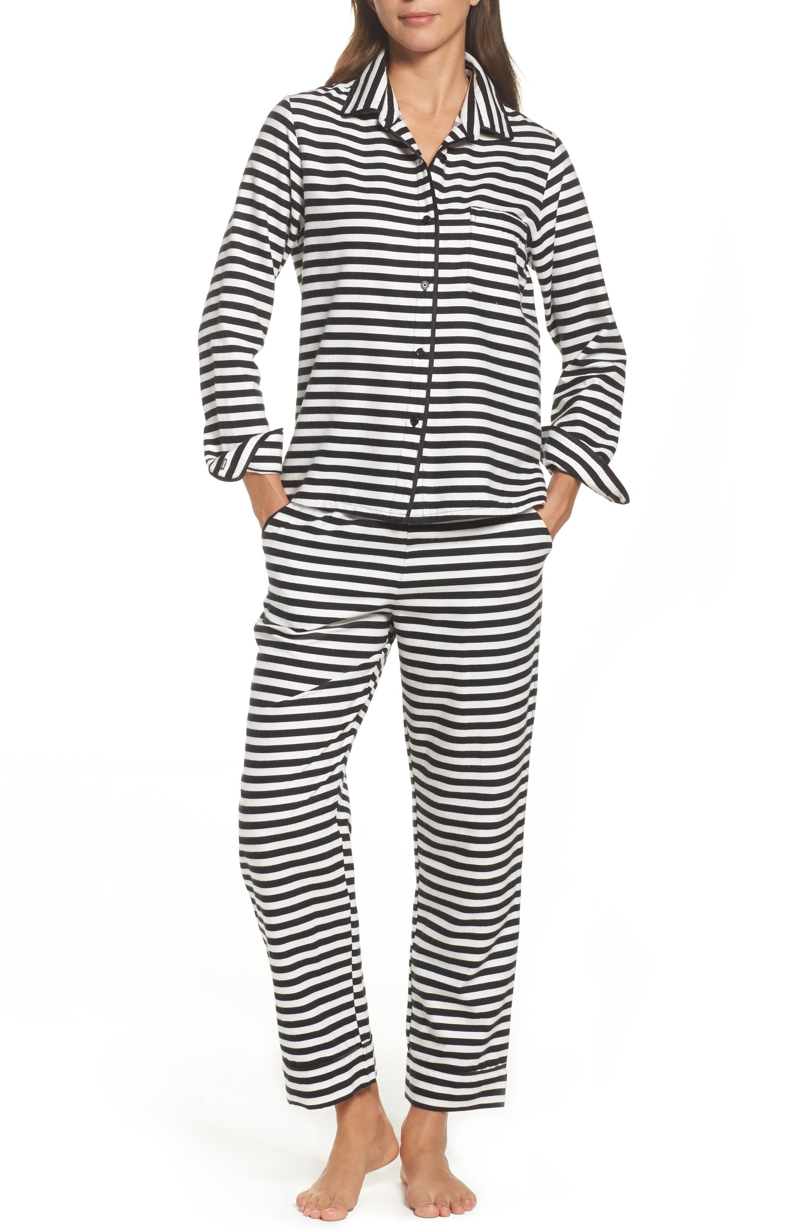 flannel pajamas,                             Main thumbnail 1, color,                             008