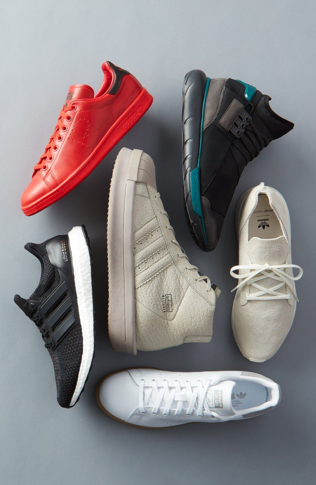 RAF SIMONS BY ADIDAS,                             adidas by Raf Simons 'Stan Smith' Sneaker,                             Alternate thumbnail 7, color,                             151