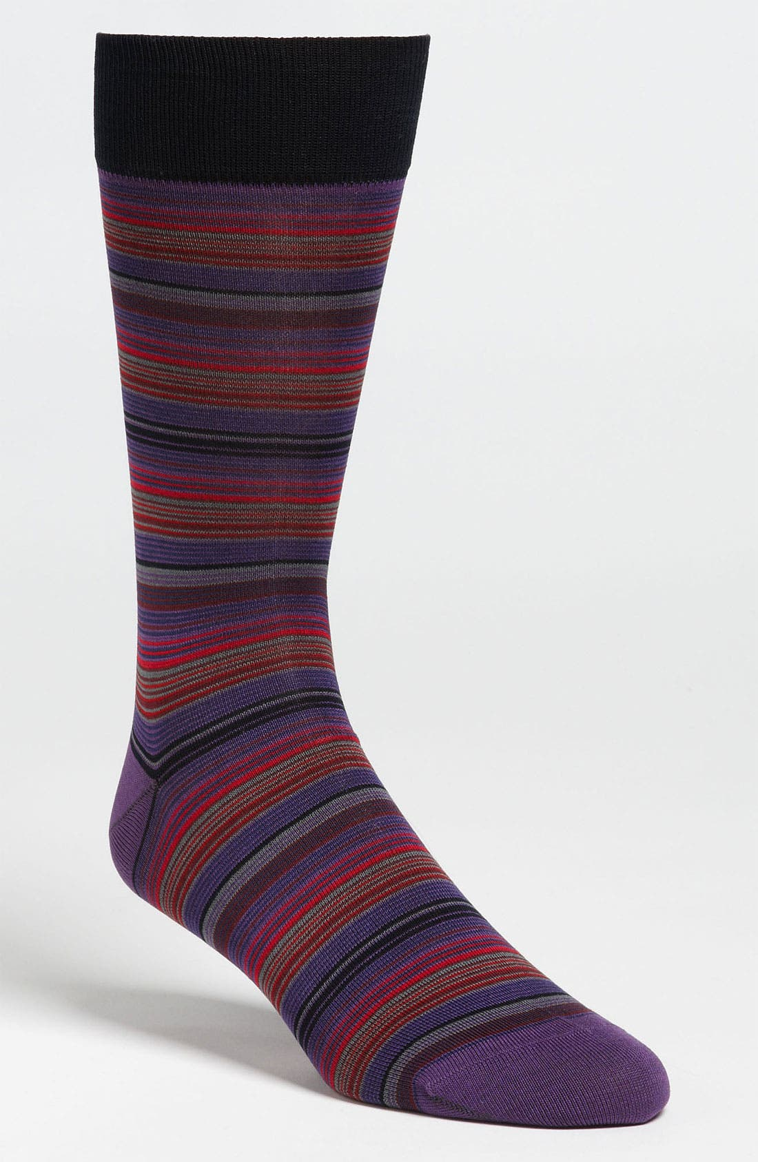 Stripe Socks,                             Main thumbnail 12, color,