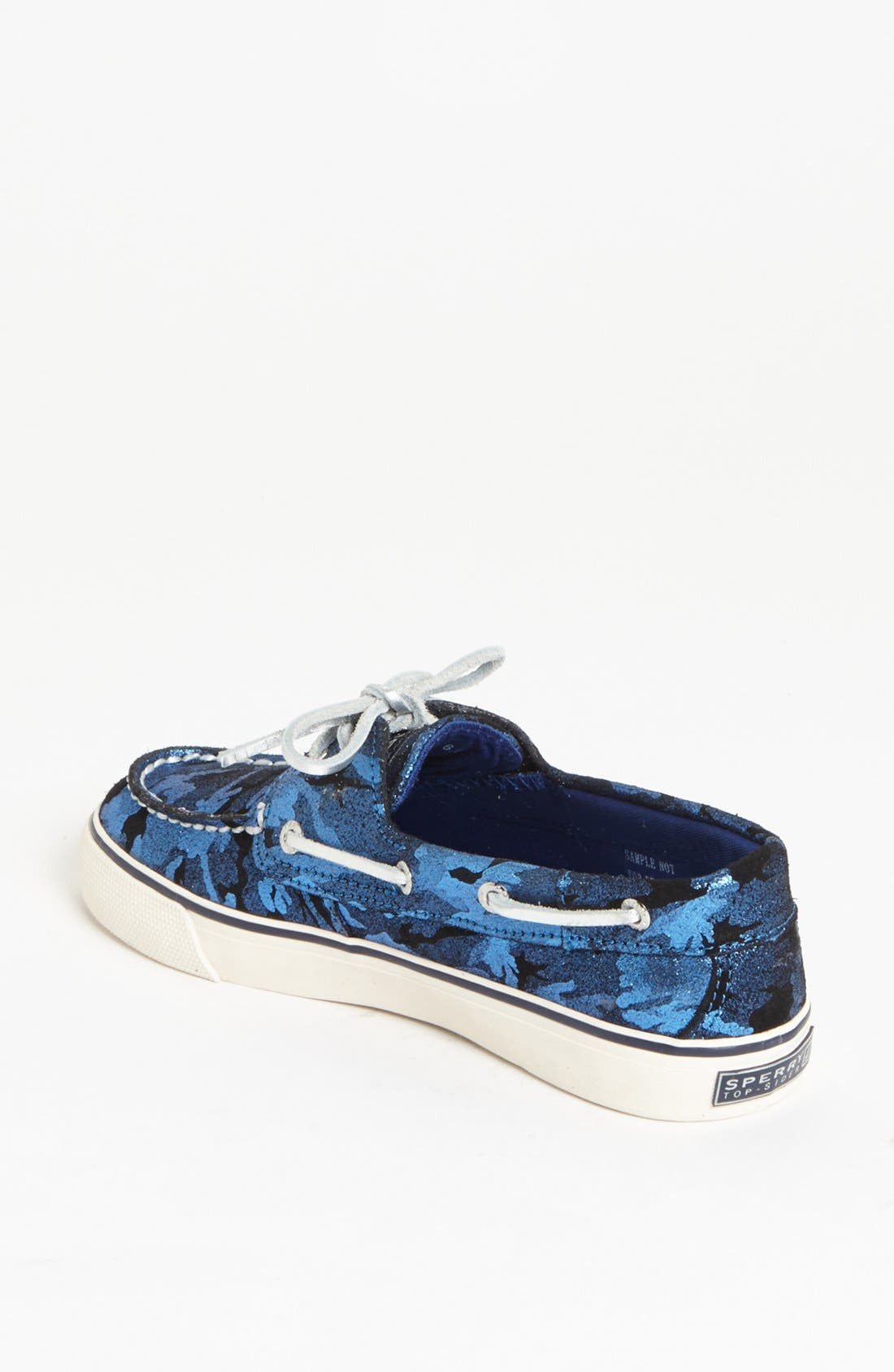 Top-Sider<sup>®</sup> 'Bahama' Sequined Boat Shoe,                             Alternate thumbnail 67, color,