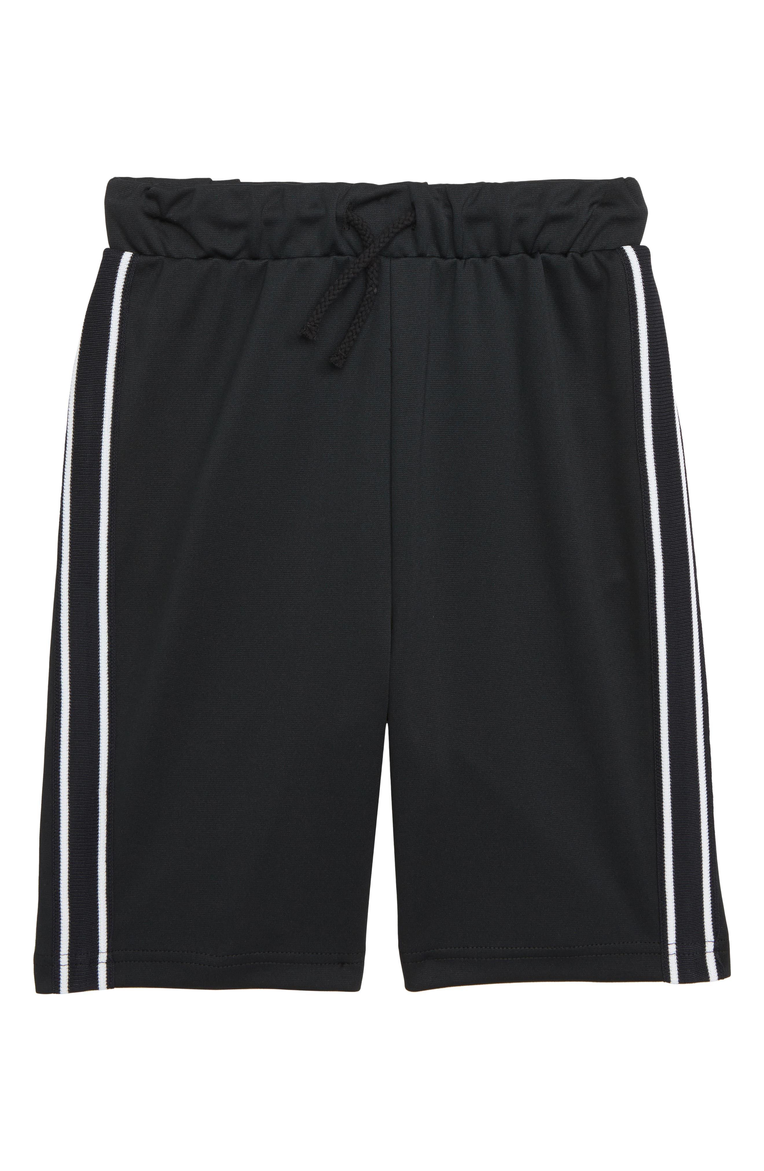 Boys Sometime Soon Hector Shorts Size 6Y  Black