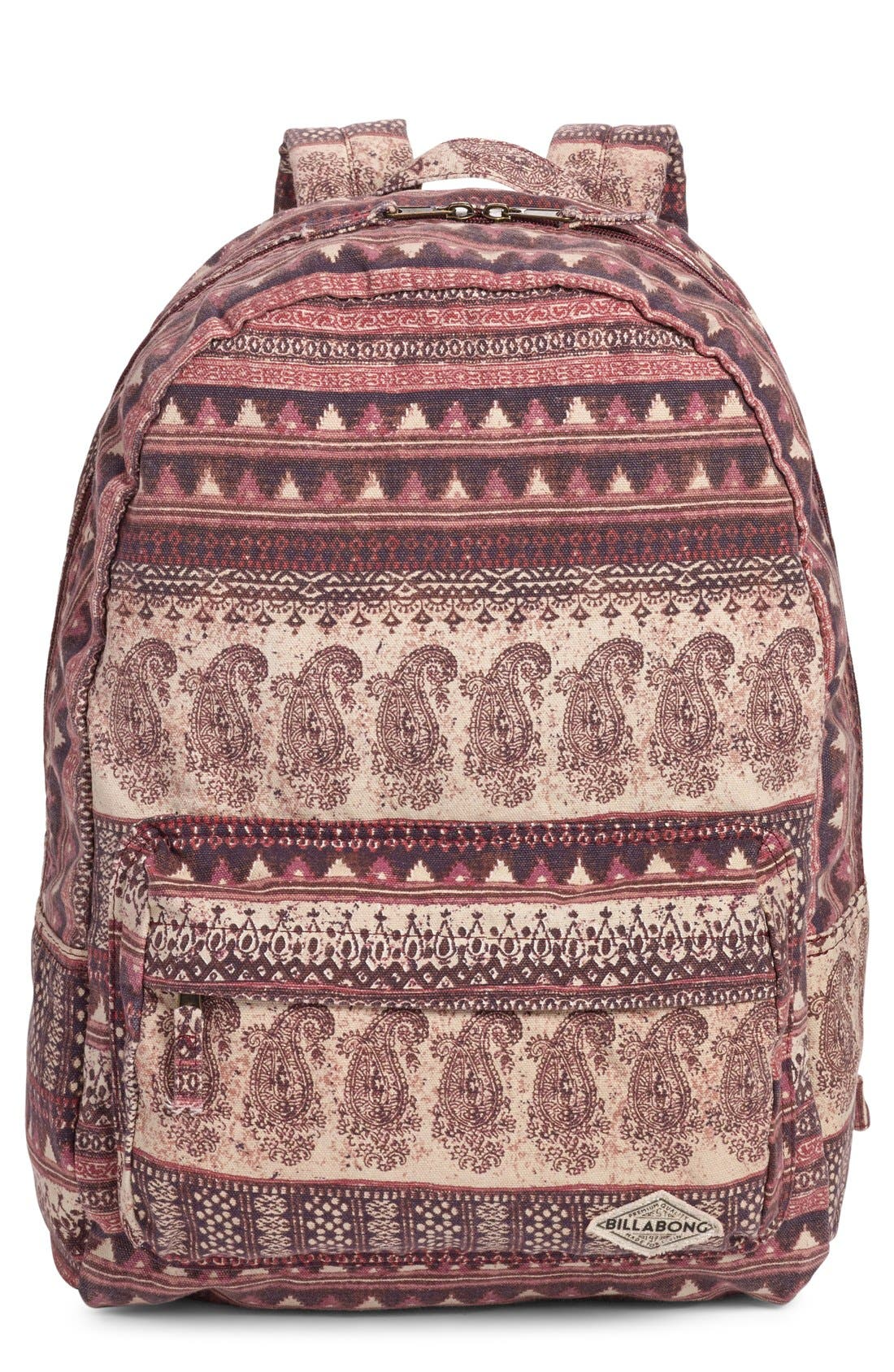 'Hand Over Love' Backpack,                             Main thumbnail 12, color,