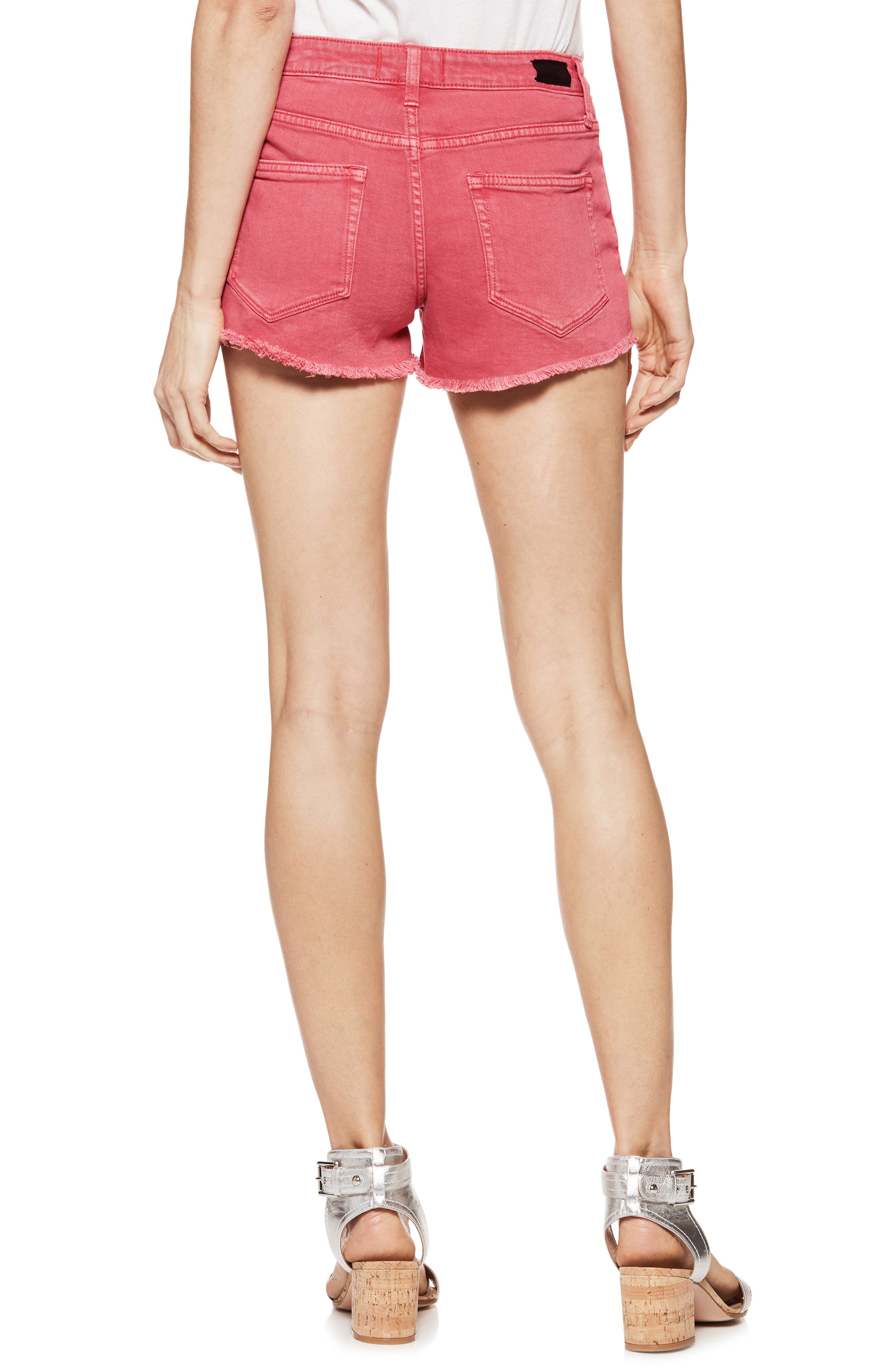 Emmit Relaxed Denim Shorts,                             Alternate thumbnail 2, color,                             601