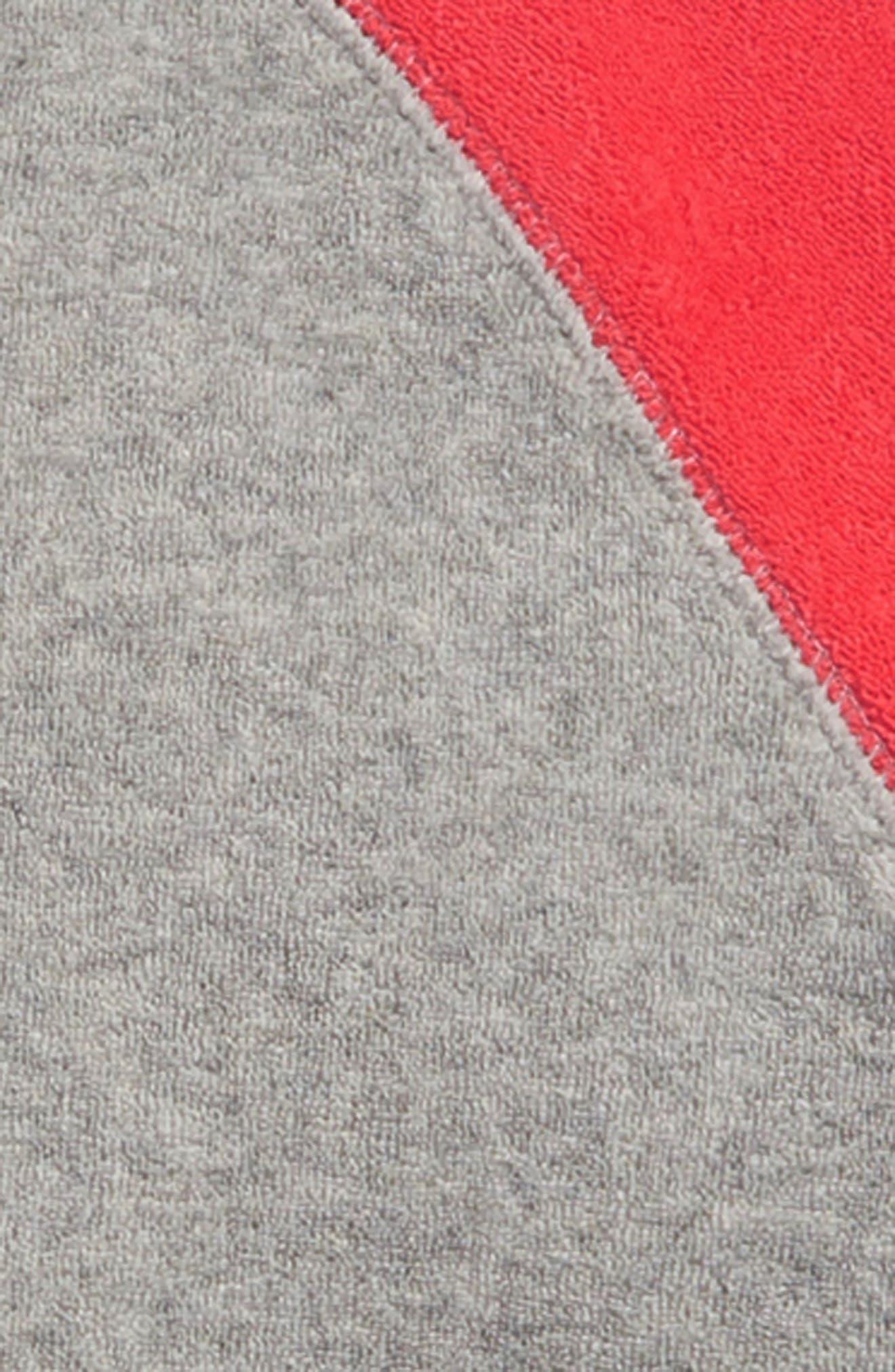 Toweling Sweatshirt,                             Alternate thumbnail 2, color,                             020