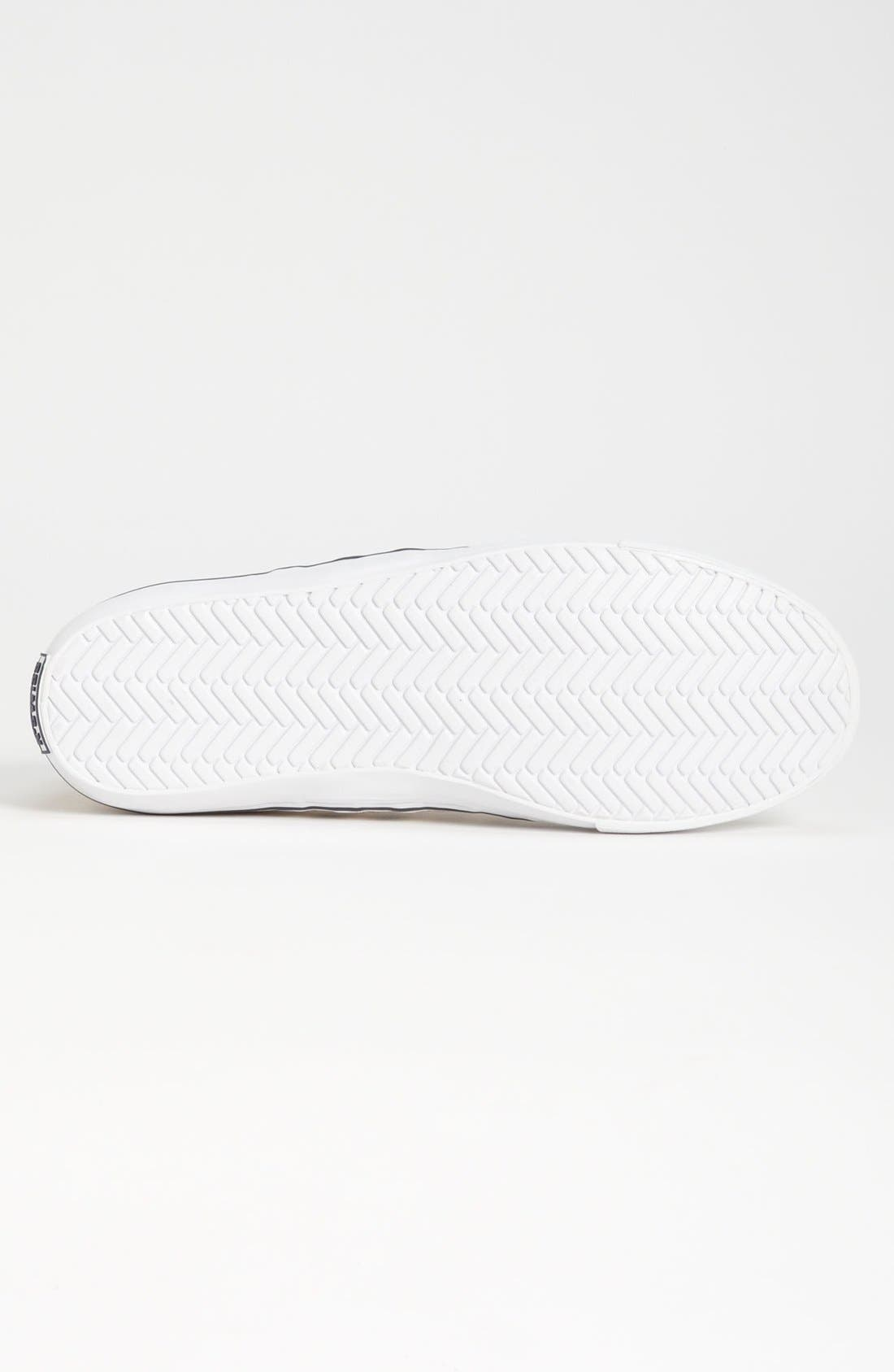 'Billy Reid Venice' Suede Sneaker,                             Alternate thumbnail 3, color,                             052
