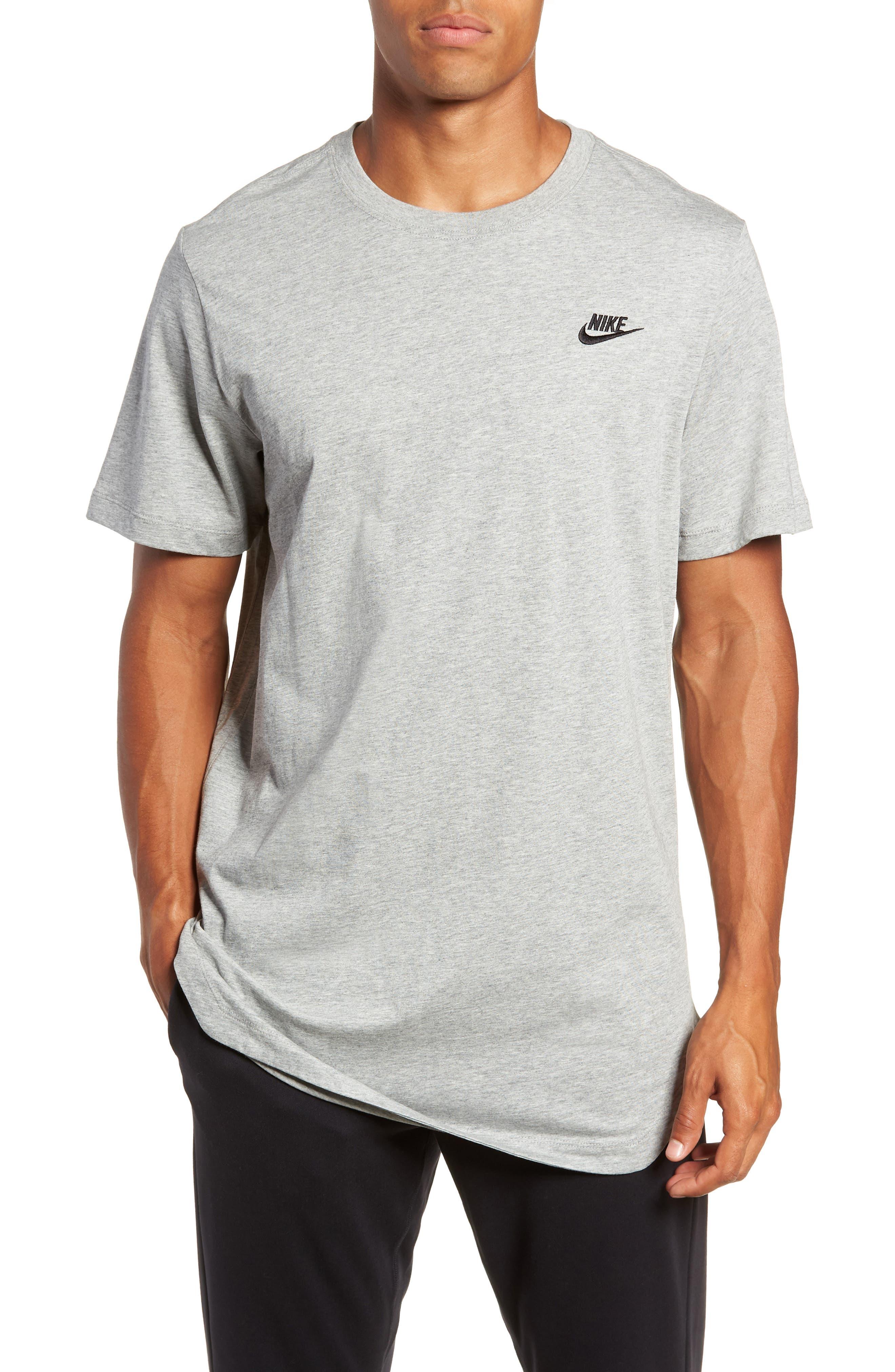 Nike Nsw Futura T-Shirt Grey