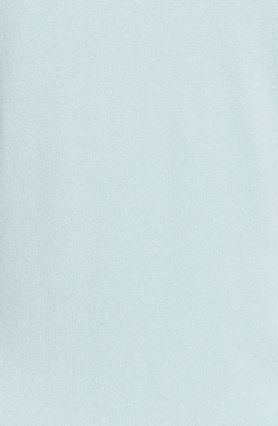Three Quarter Sleeve Cardigan,                             Alternate thumbnail 136, color,