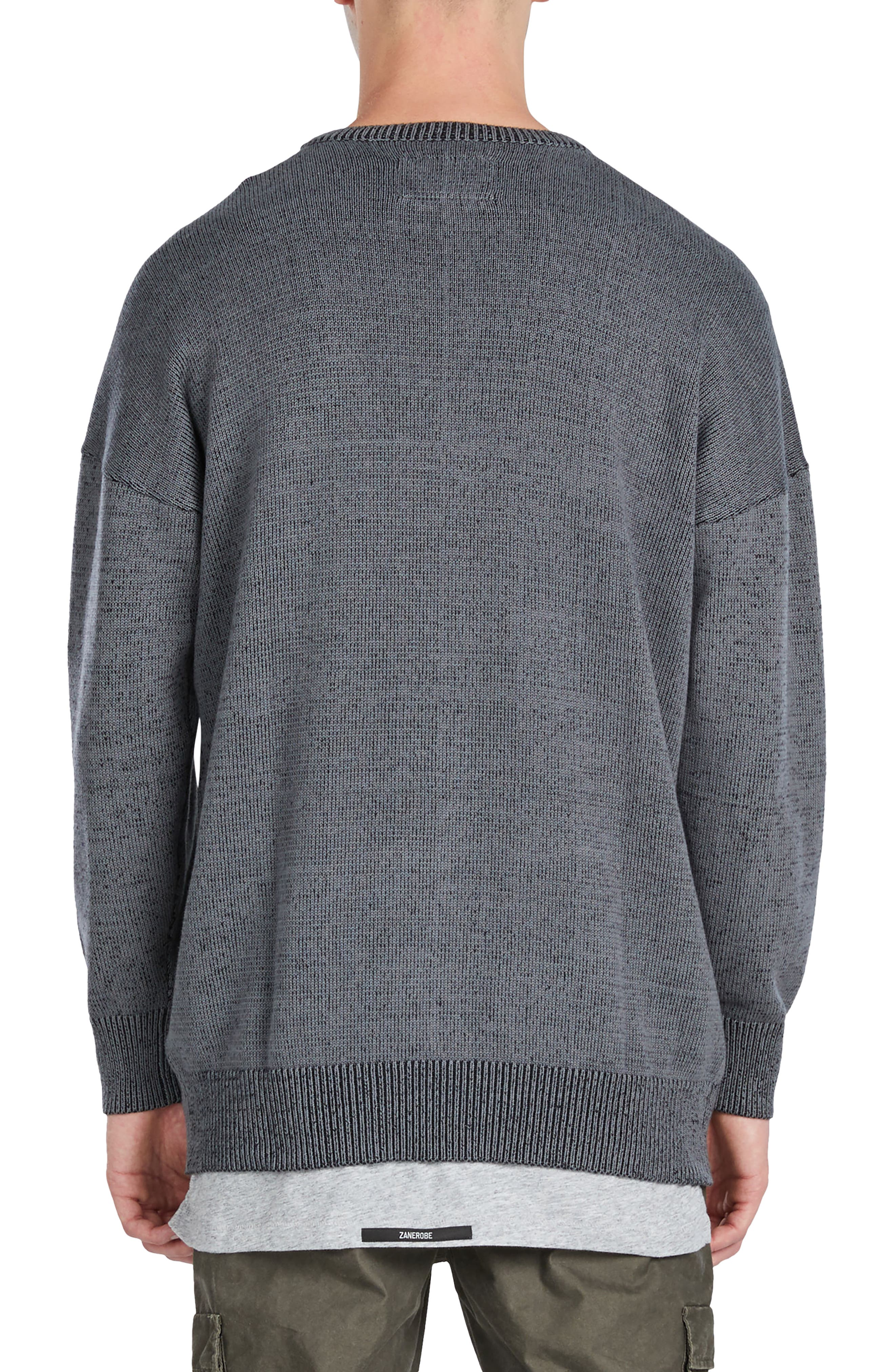 Cotch Knit Sweater,                             Alternate thumbnail 3, color,