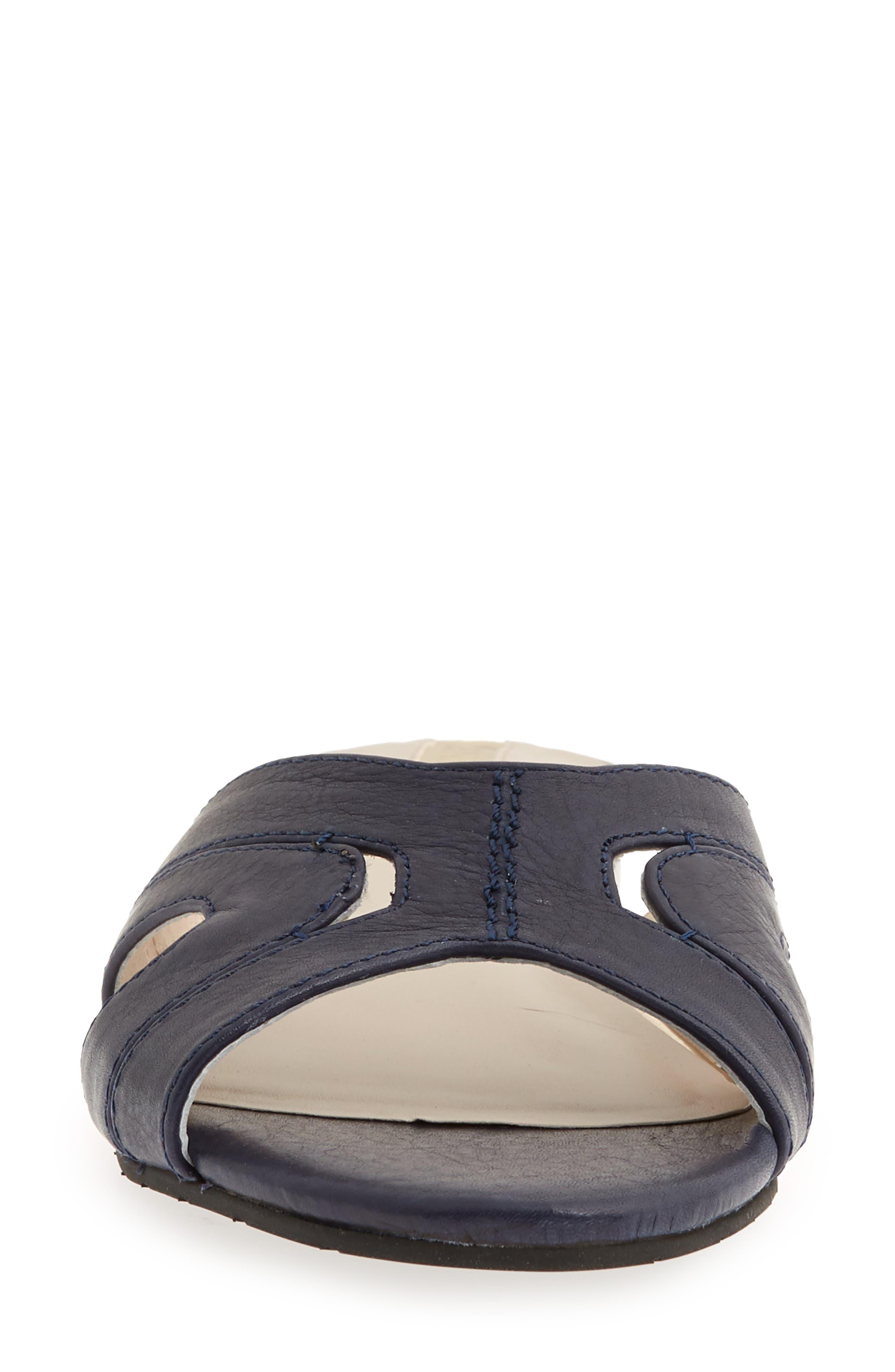 Viveca Slide Sandal,                             Alternate thumbnail 8, color,