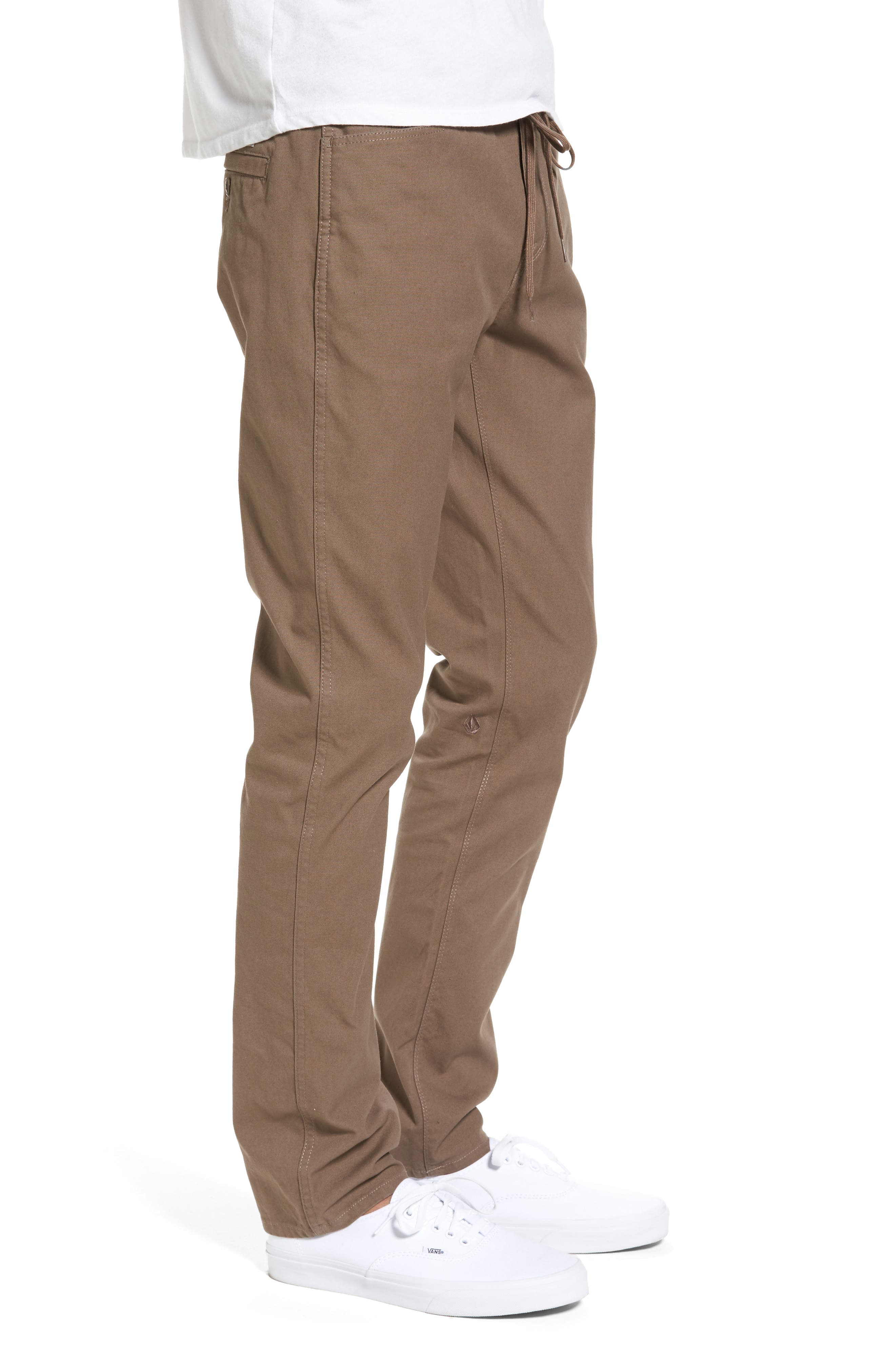 'VSM Gritter' Tapered Chinos,                             Alternate thumbnail 3, color,                             250