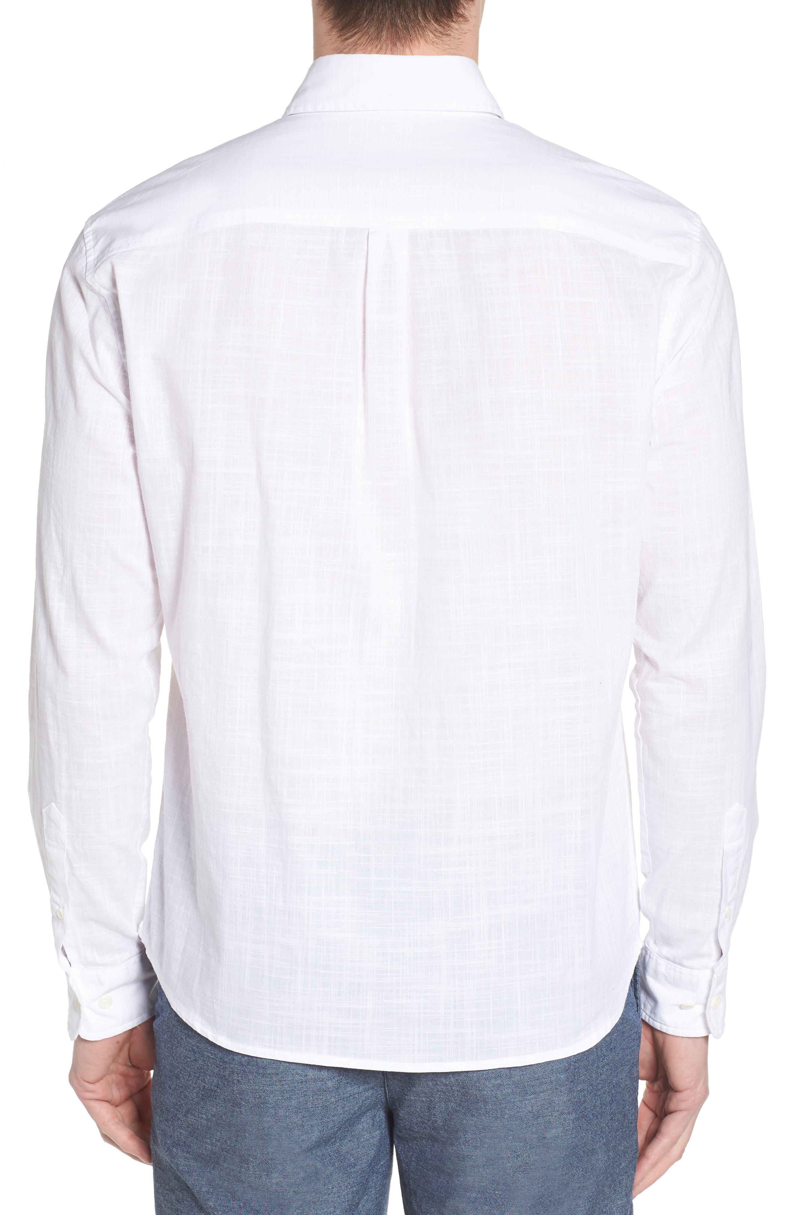Brodie Regular Fit Sport Shirt,                             Alternate thumbnail 2, color,                             100