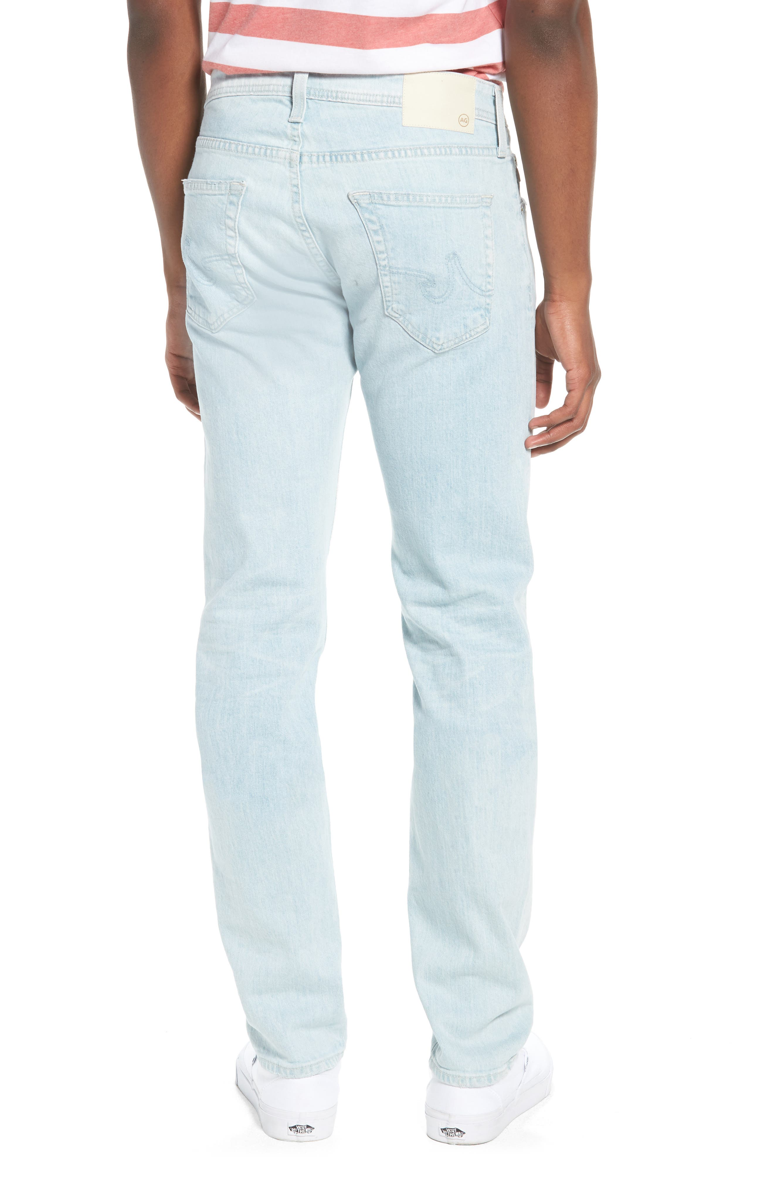 Dylan Skinny Fit Jeans,                             Alternate thumbnail 2, color,                             28 YEARS SALT MIST
