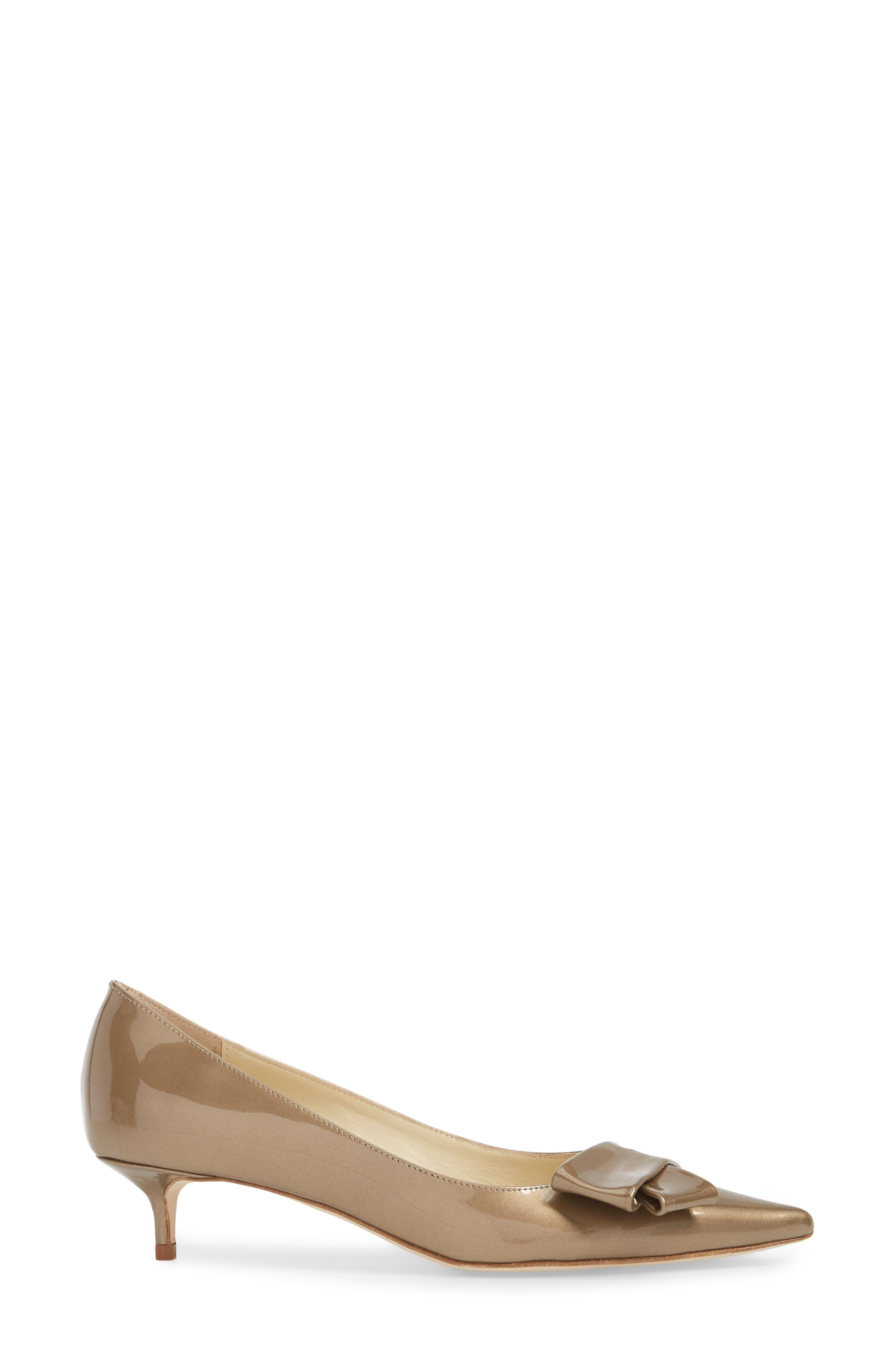 Butter Bliss Pointy Toe Pump,                             Alternate thumbnail 8, color,