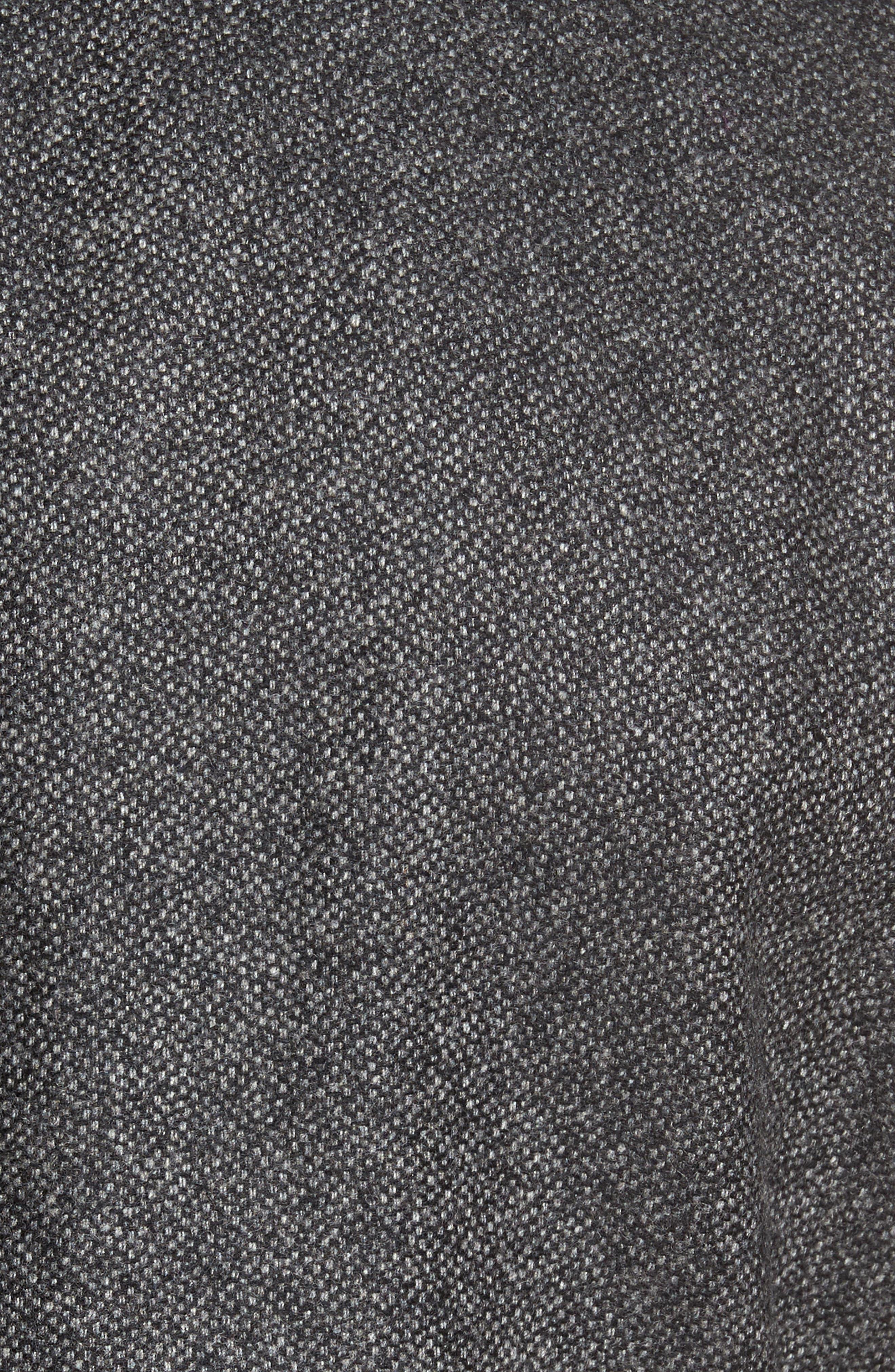 Modern Slim Fit Textured Blazer,                             Alternate thumbnail 6, color,                             010