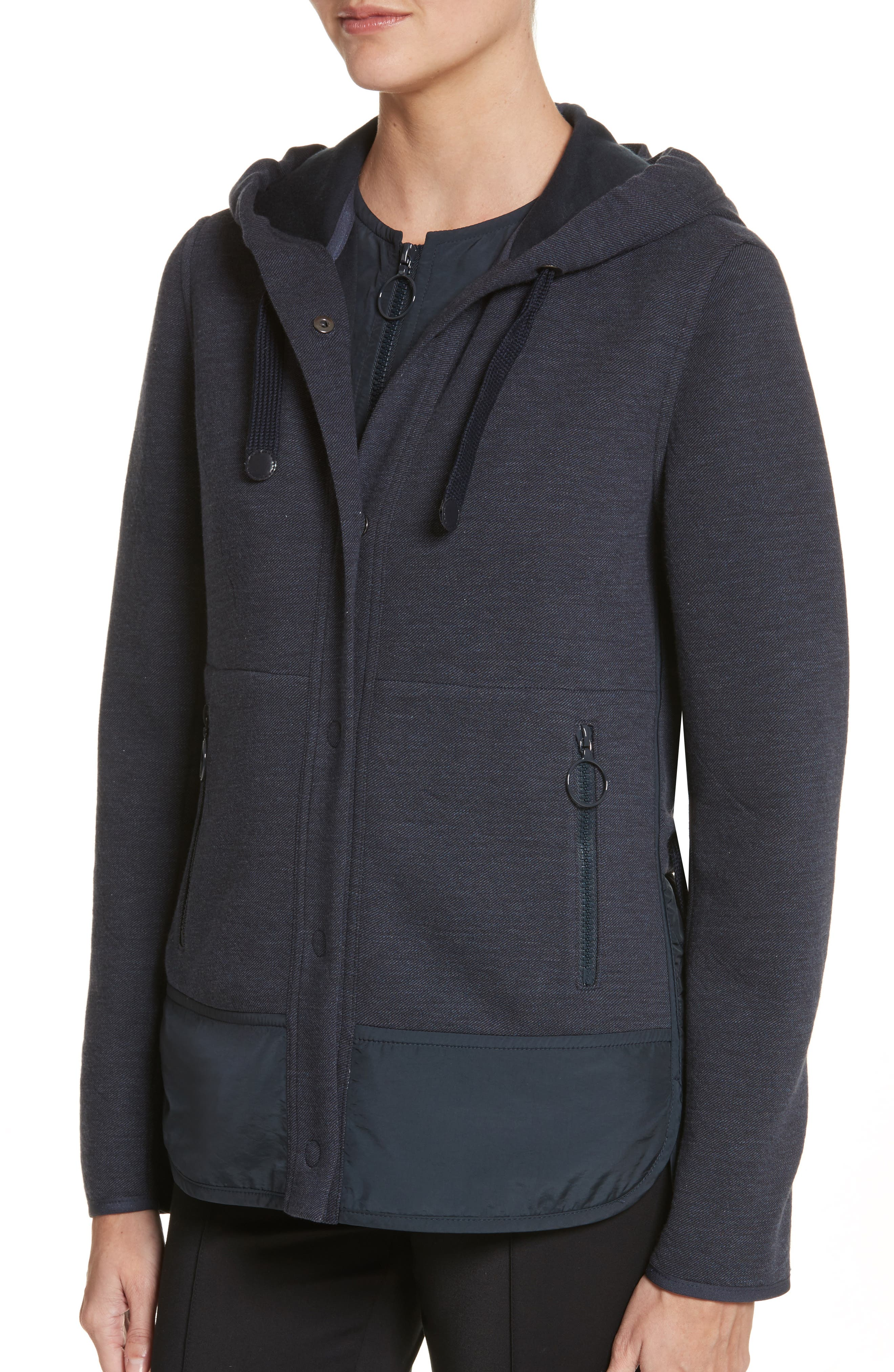 Two-Piece Hooded Jacket,                             Alternate thumbnail 5, color,                             400