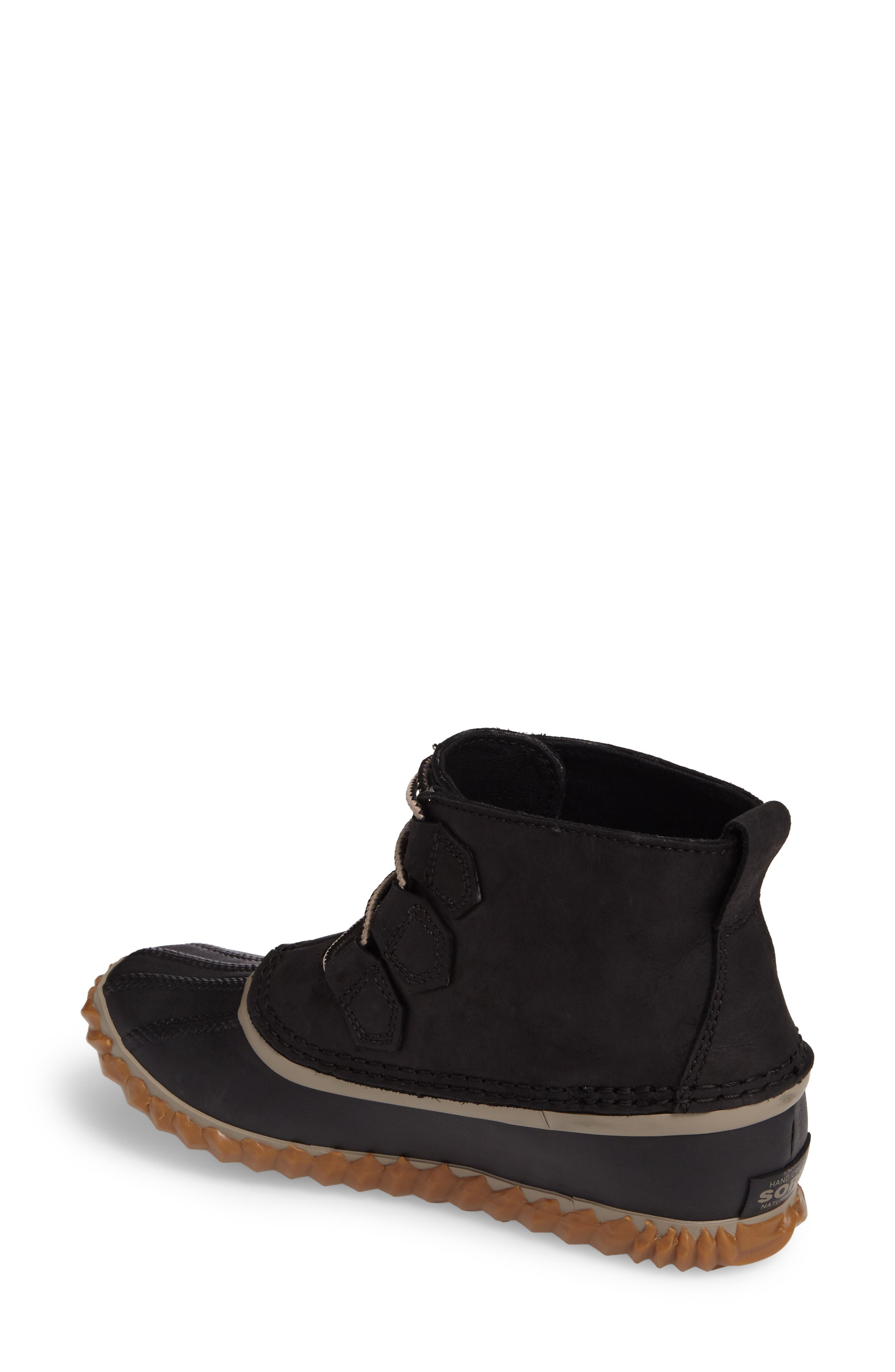 'Out N About' Leather Boot,                             Alternate thumbnail 16, color,