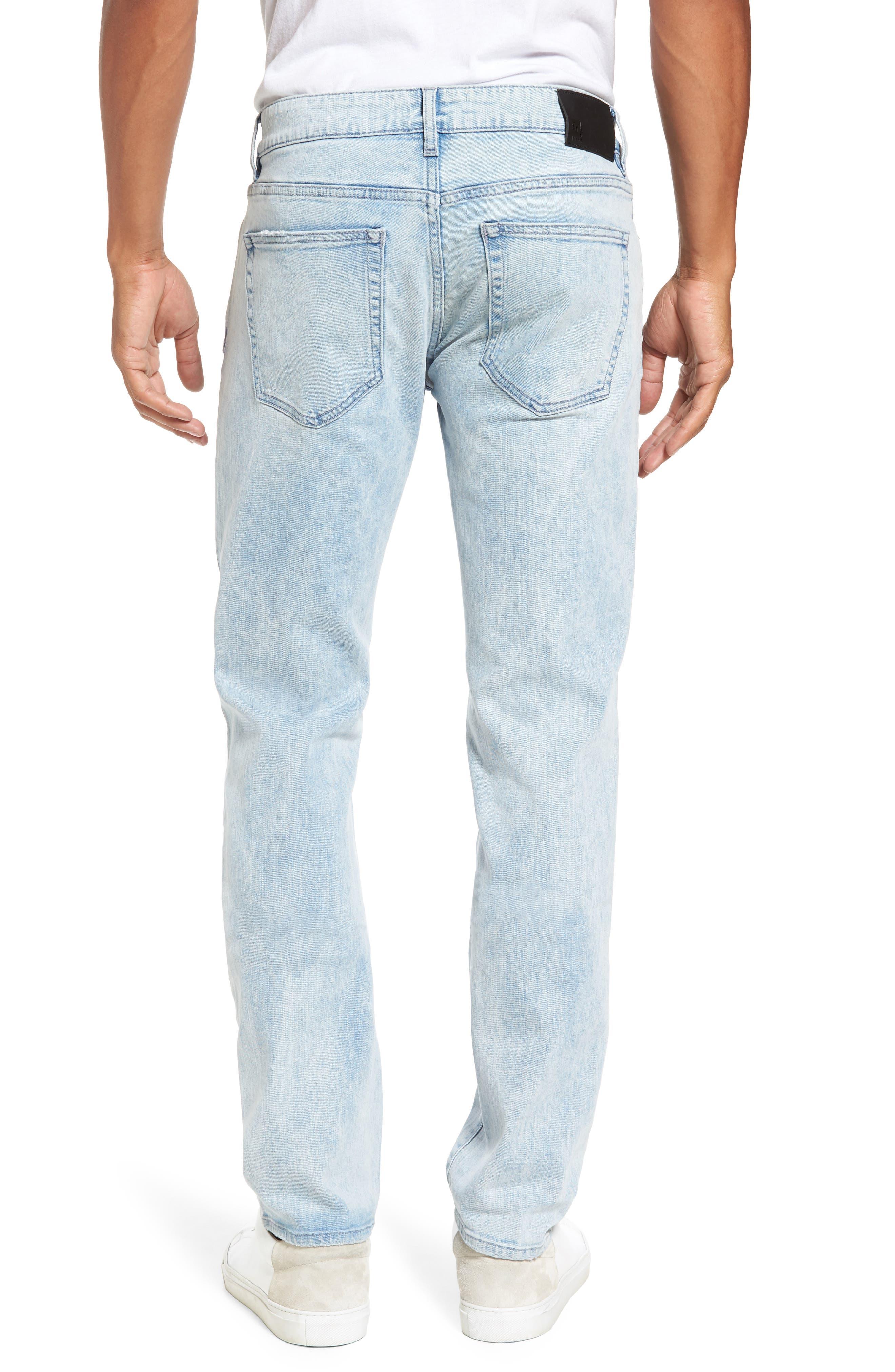 Nick Slim Fit Jeans,                             Alternate thumbnail 2, color,                             TORRENT