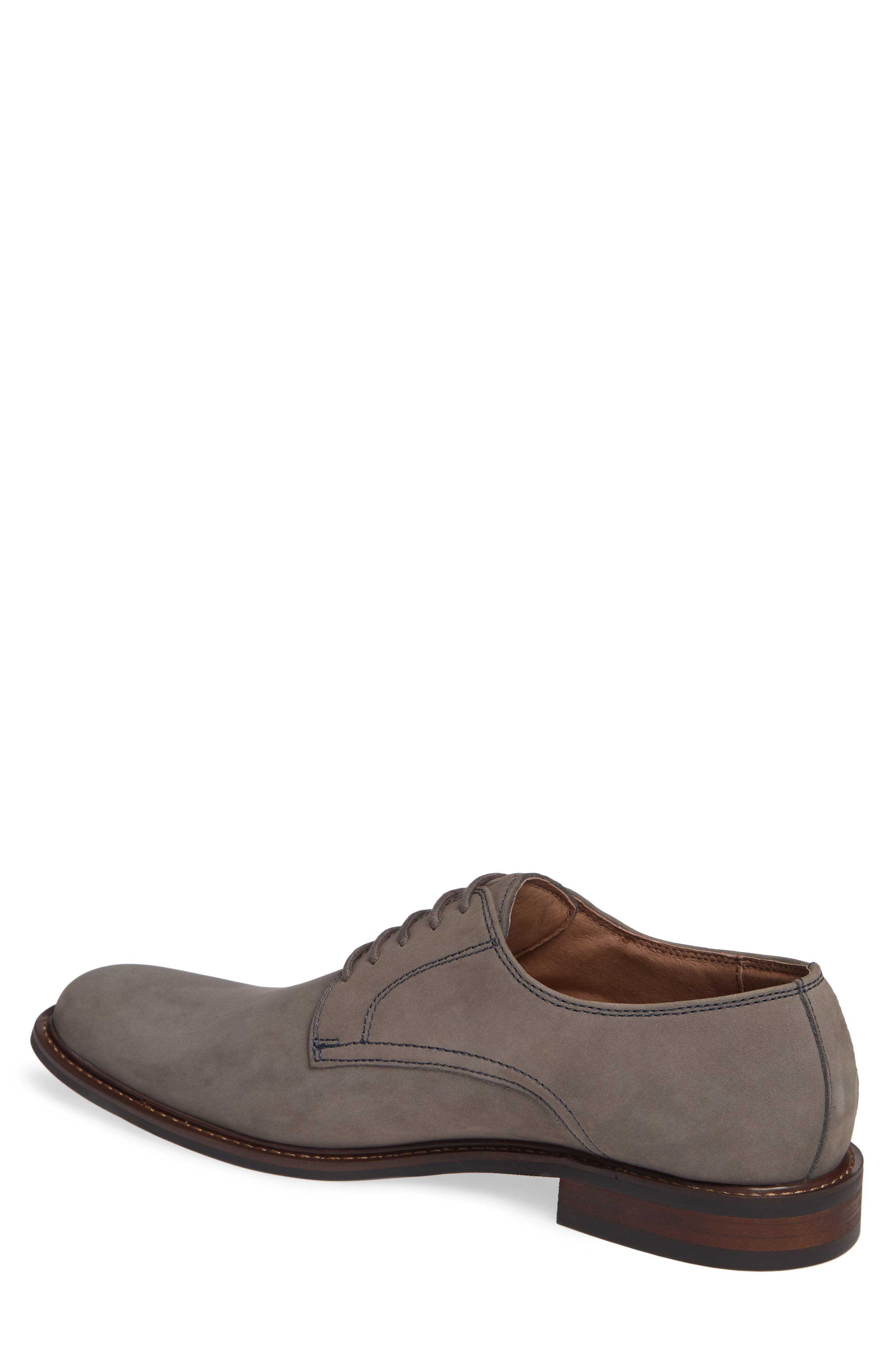 Richland Buck Shoe,                             Alternate thumbnail 2, color,                             GREY SUEDE