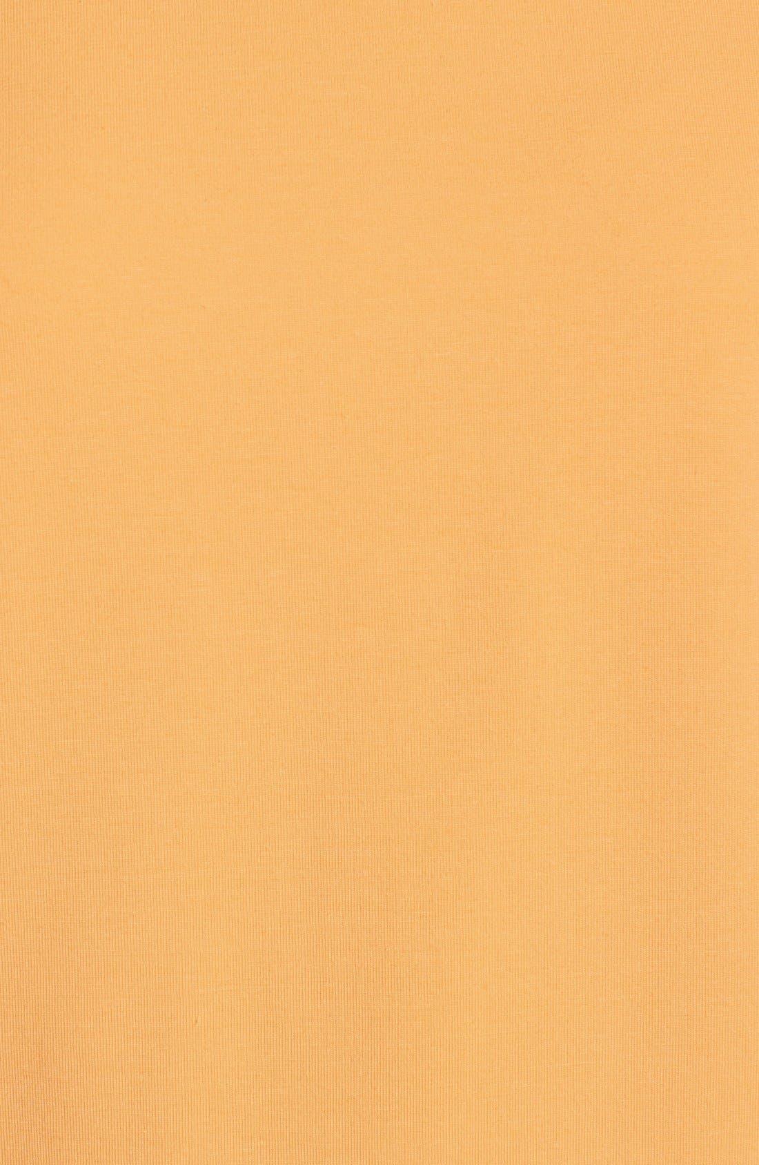 Three Quarter Sleeve Tee,                             Alternate thumbnail 25, color,