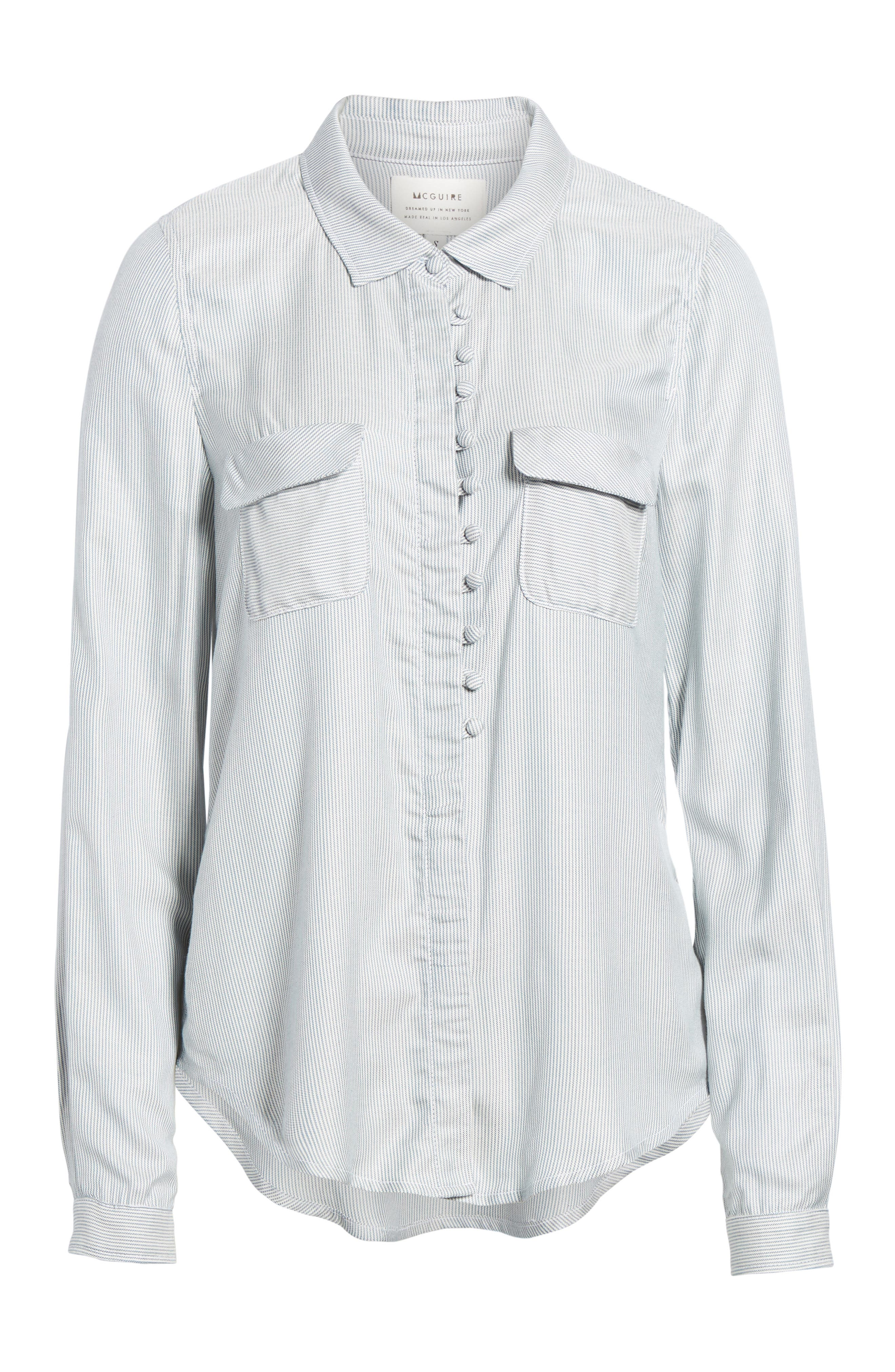Berea Shirt,                             Alternate thumbnail 6, color,                             450